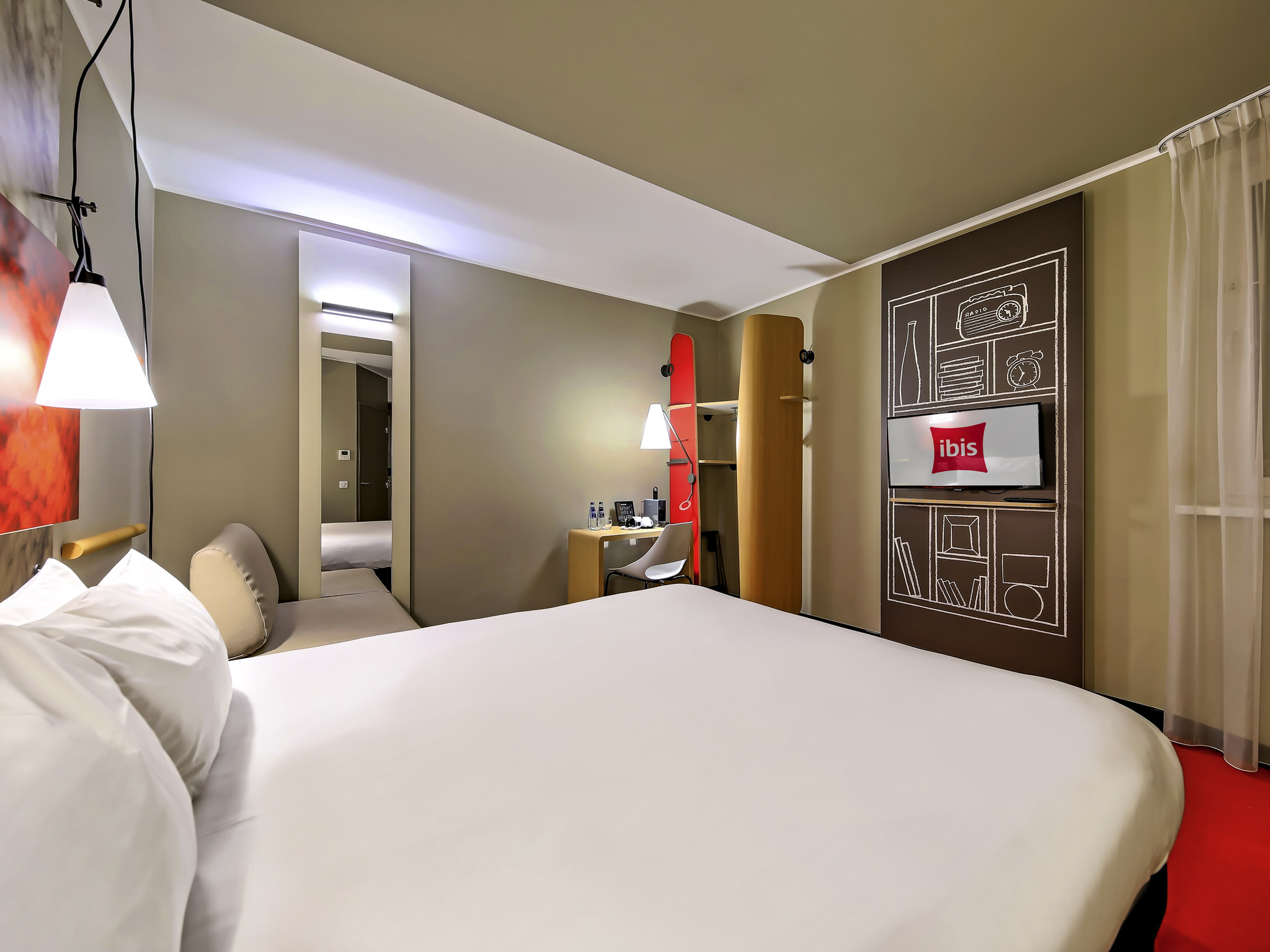 Hotel – ibis Gdansk Stare Miasto