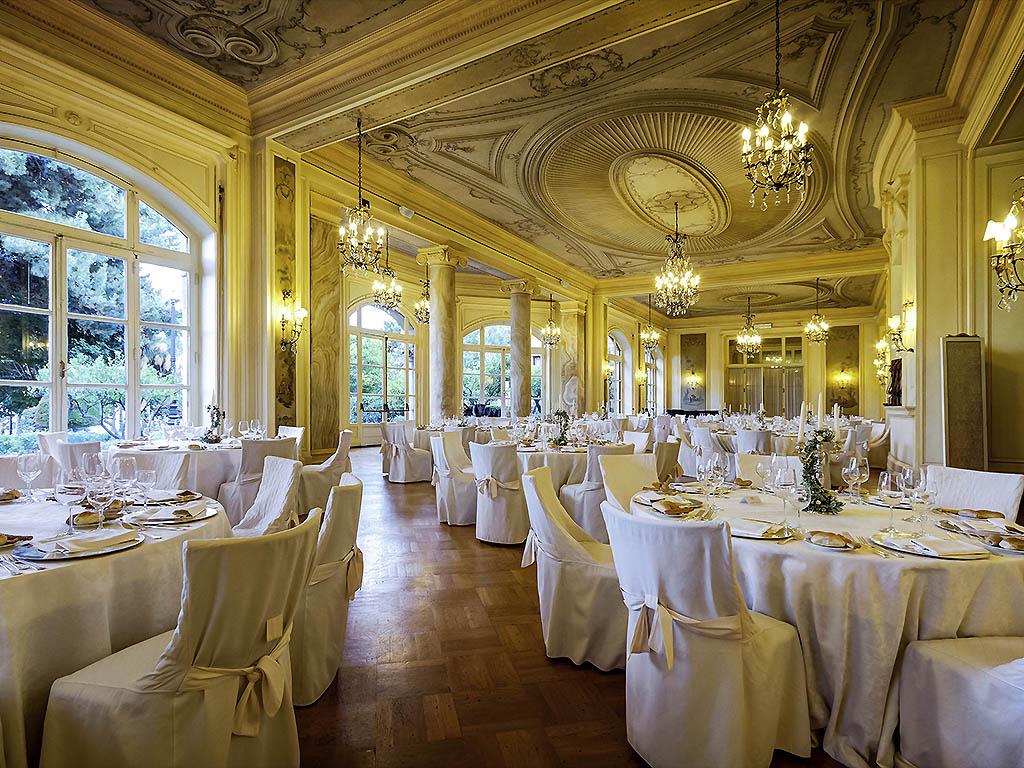 Restaurant Villa Igiea Palermo