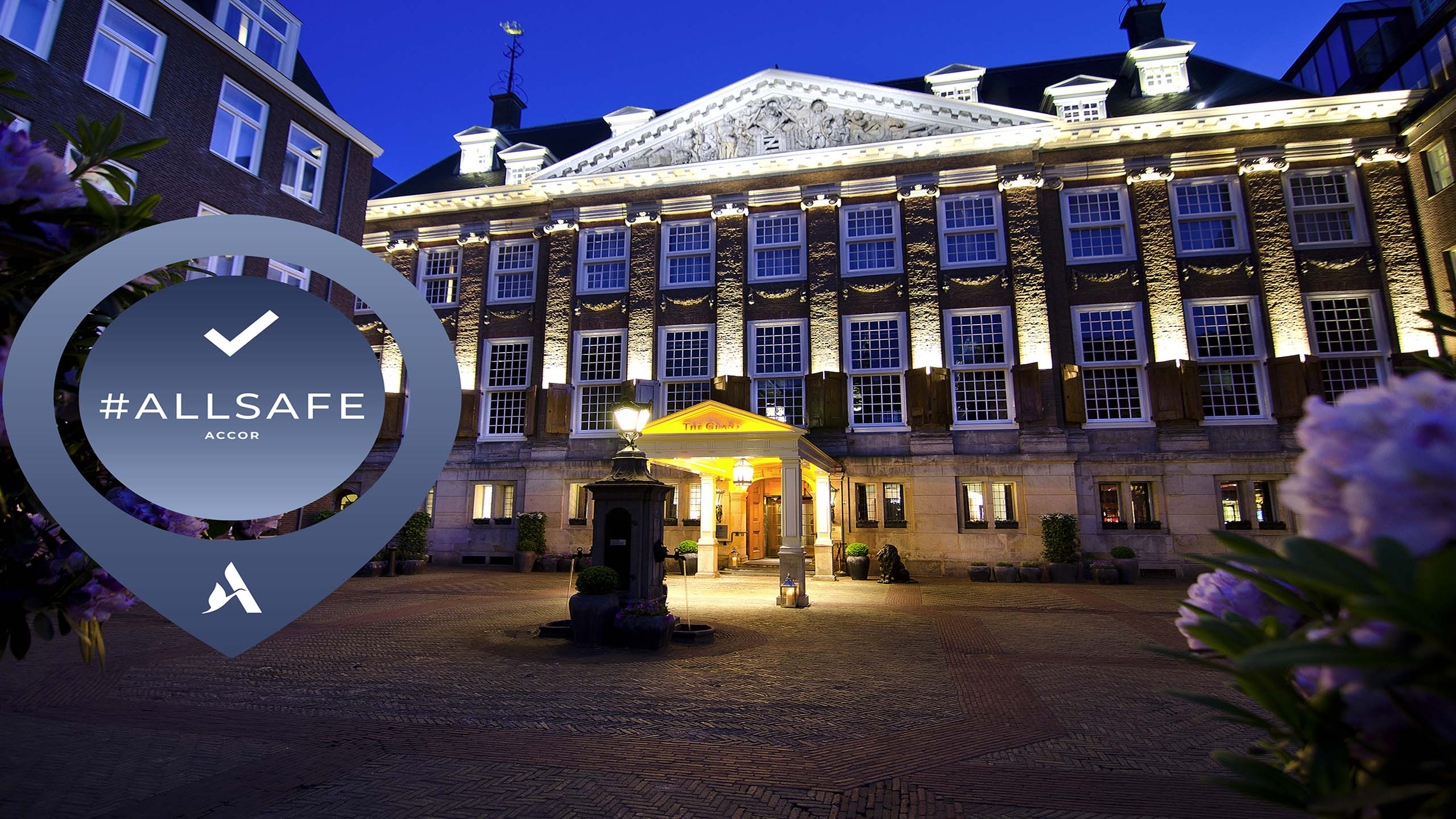 Hotel de luxe amsterdam canal house suites at sofitel for Retour amsterdam