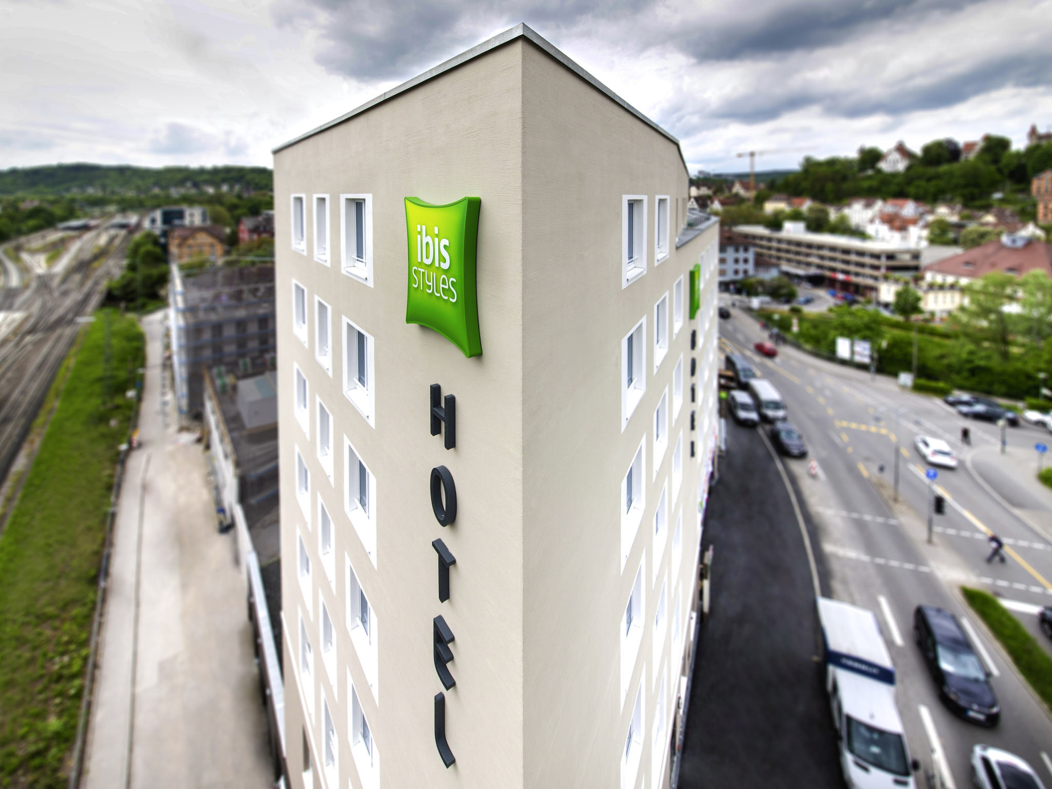 Hotel Stuttgart Ibis City