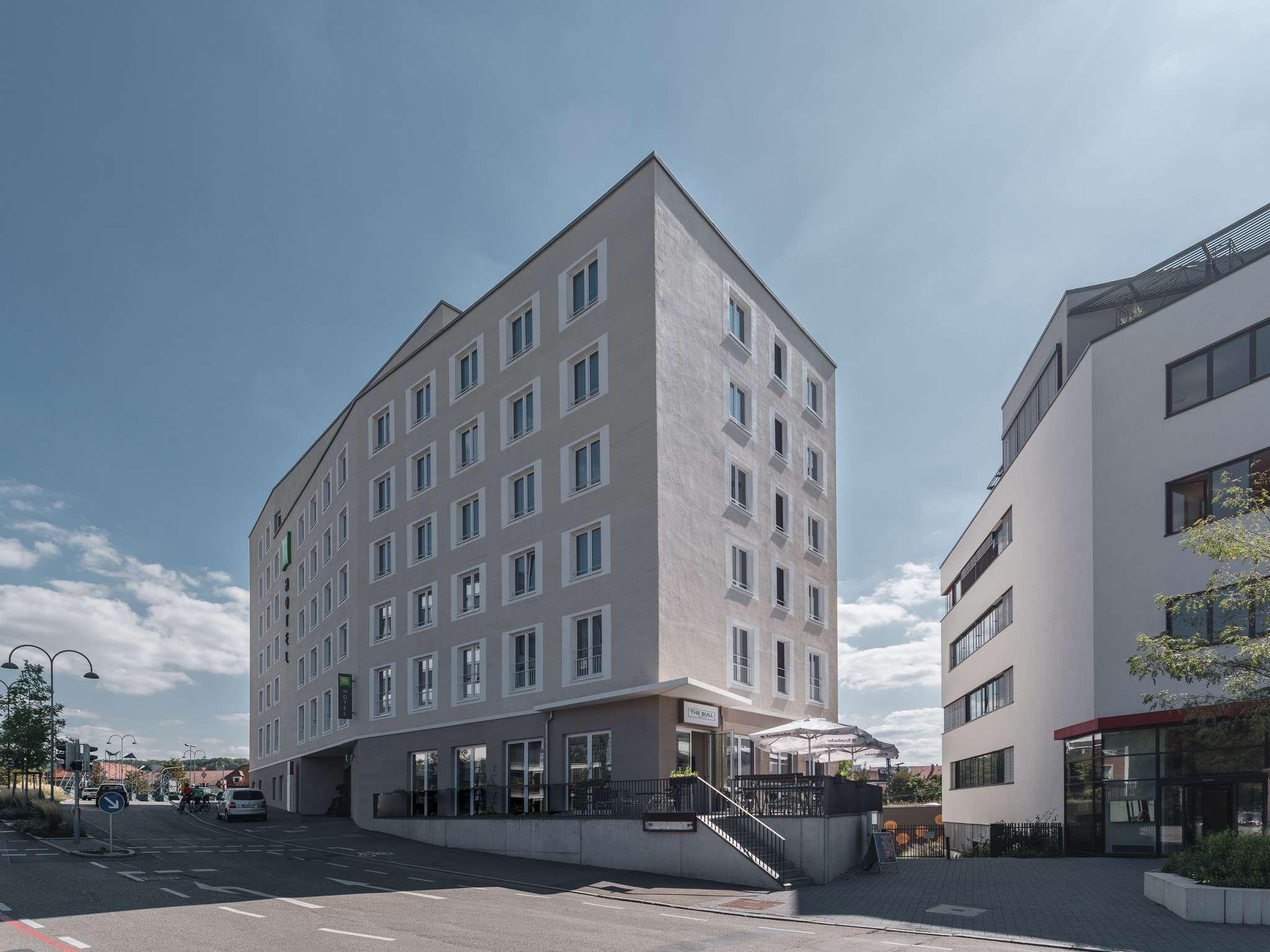 Отель — ibis Styles Tuebingen