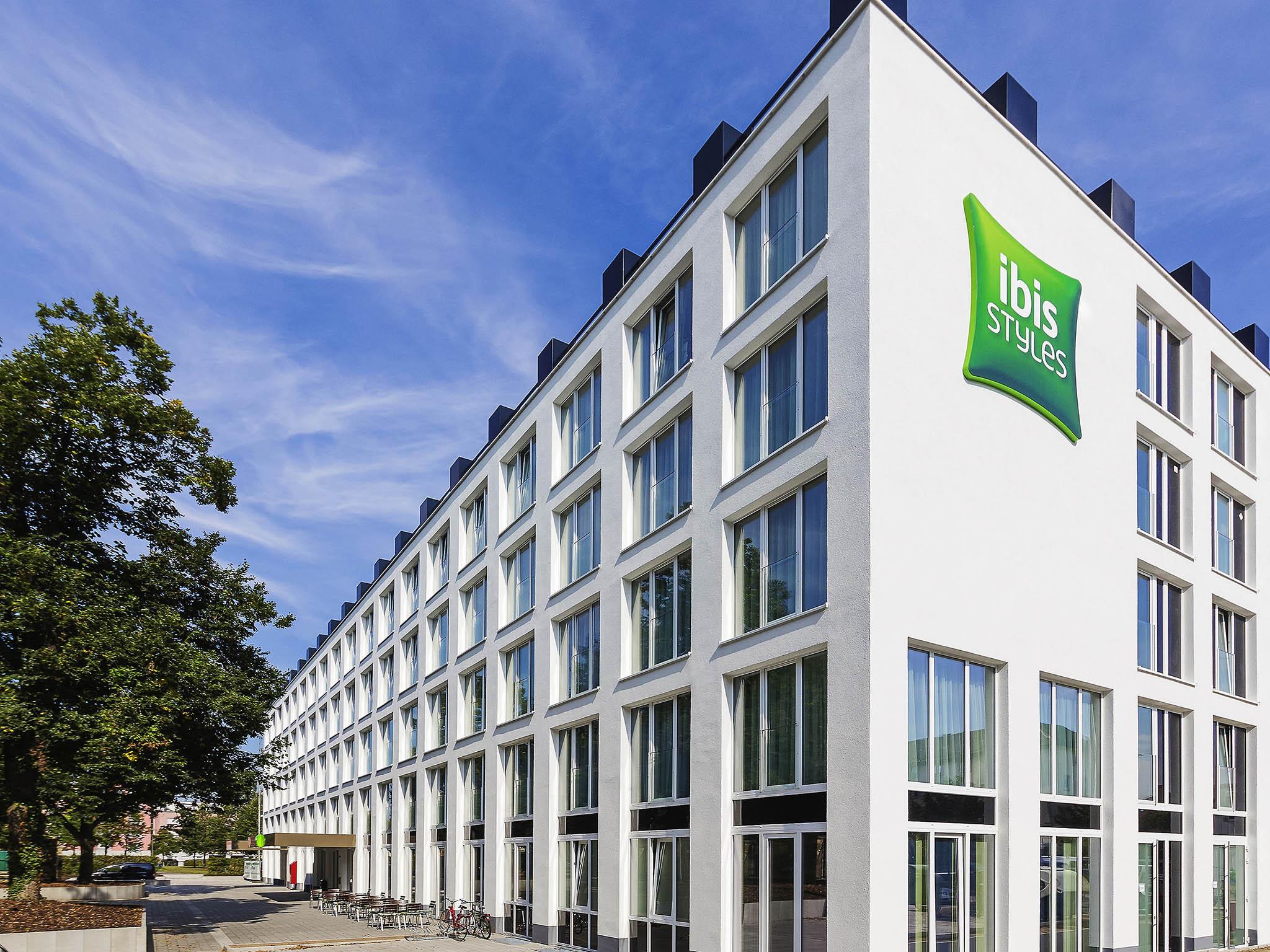 Отель — ibis Styles Rastatt Baden-Baden