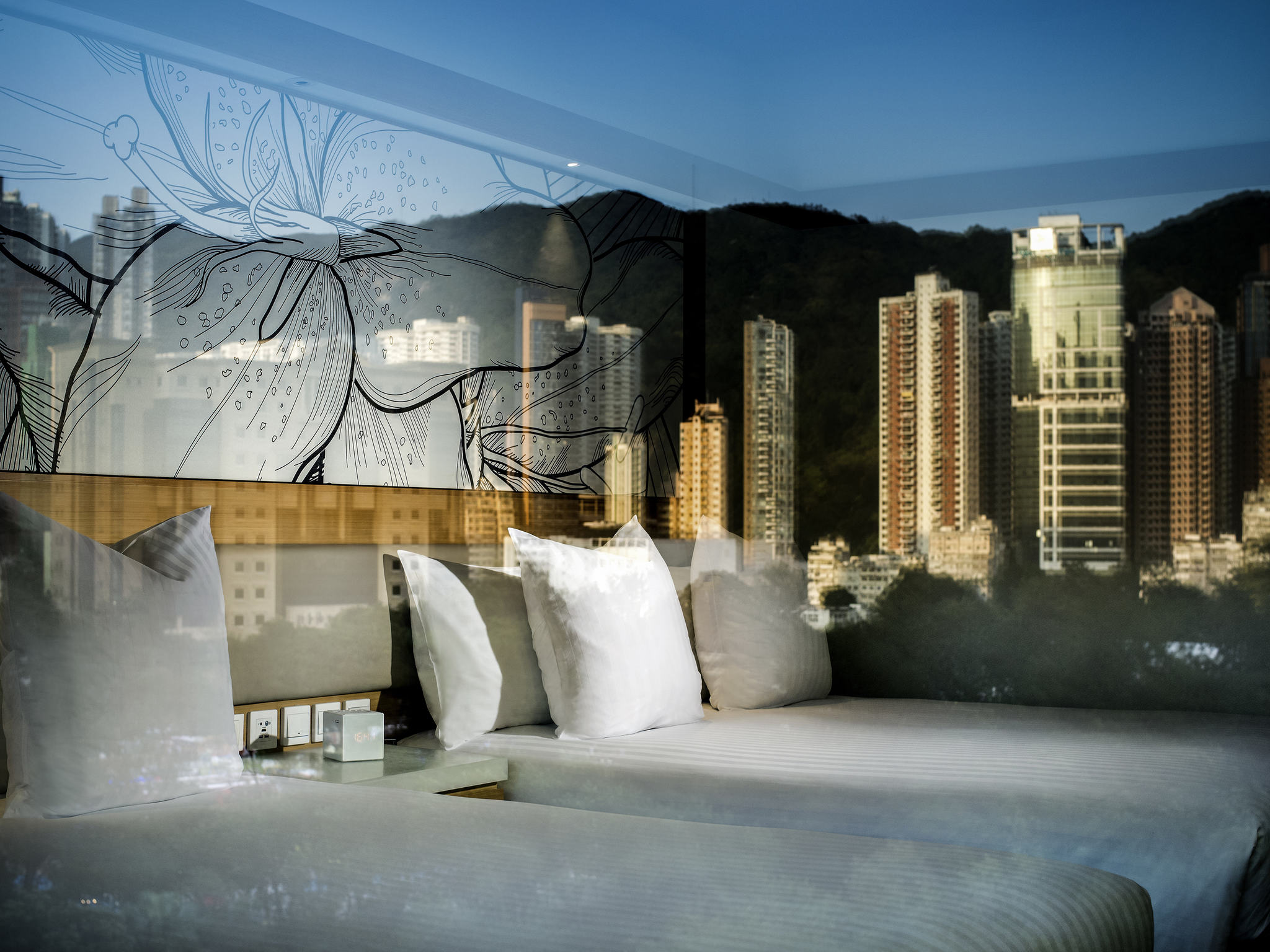 โรงแรม – เดอะ พาร์ค เลน ฮ่องกง โฮเทล พูลแมน