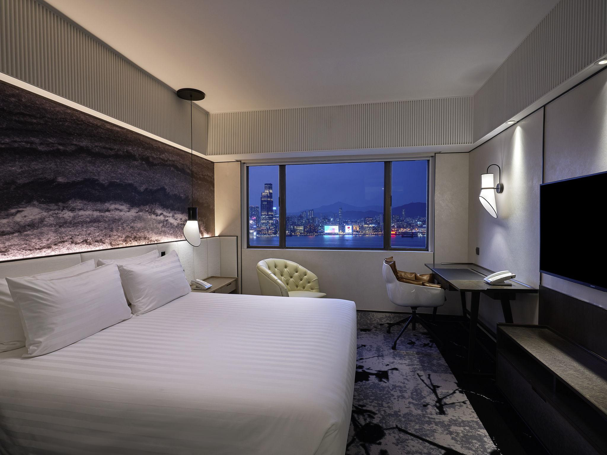 Hotel in HONG KONG The Park Lane Hong Kong a Pullman Hotel