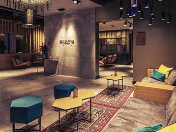 Mercure Hotel Amsterdam Sloterdijk Station