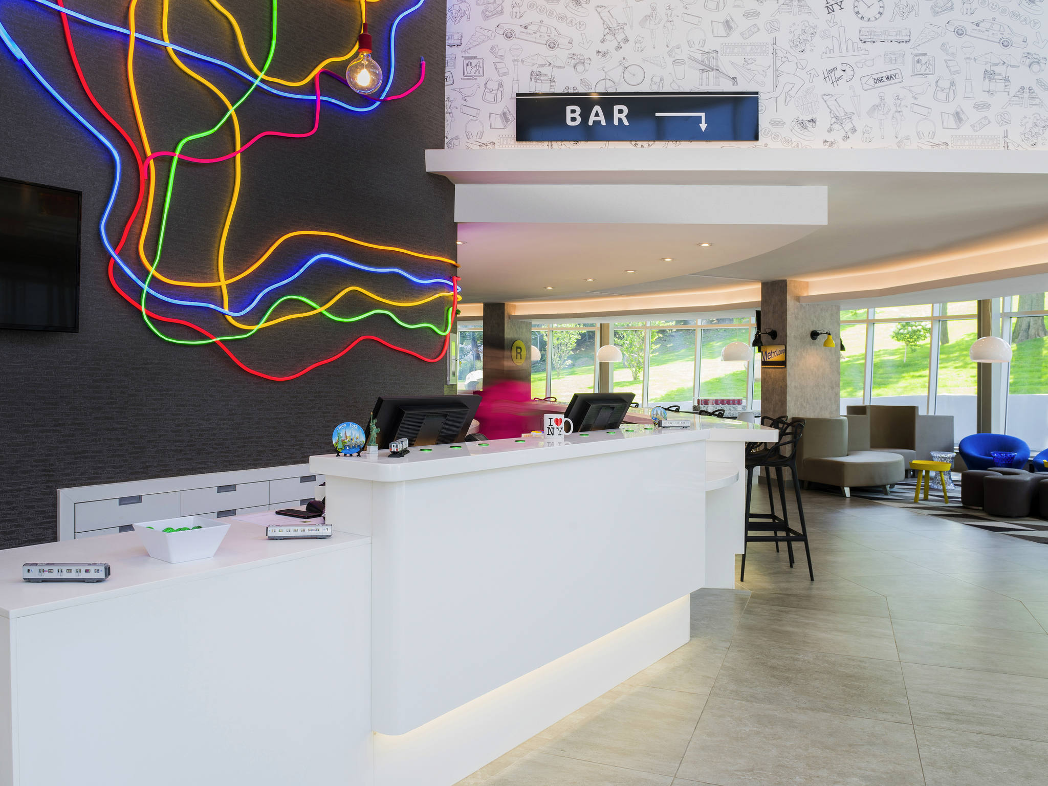Hotell – ibis Styles New York LaGuardia Airport