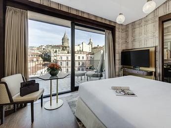 The Galata Istanbul Hotel - MGallery by Sofitel