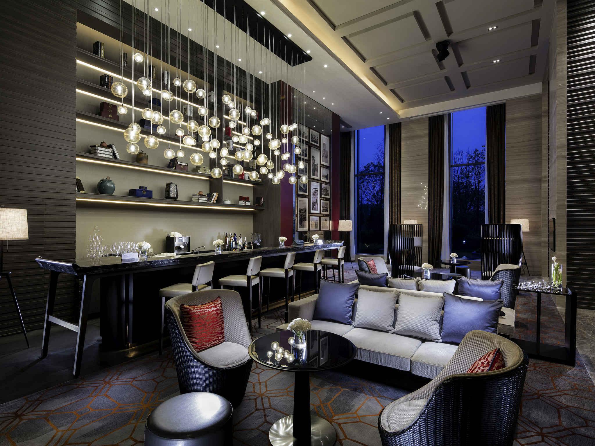 โรงแรม – Pullman Hefei Wanda