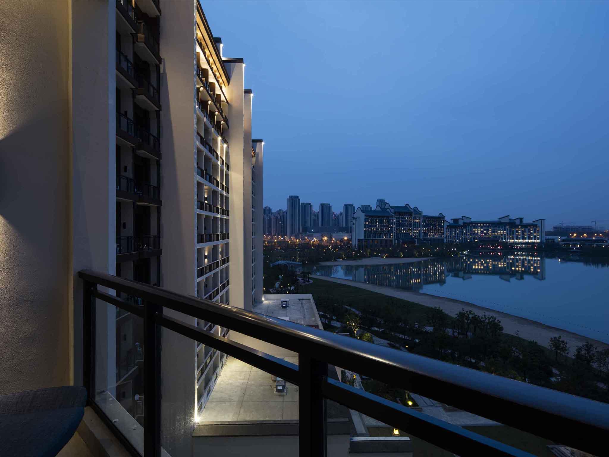 โรงแรม – Novotel Hefei Wanda