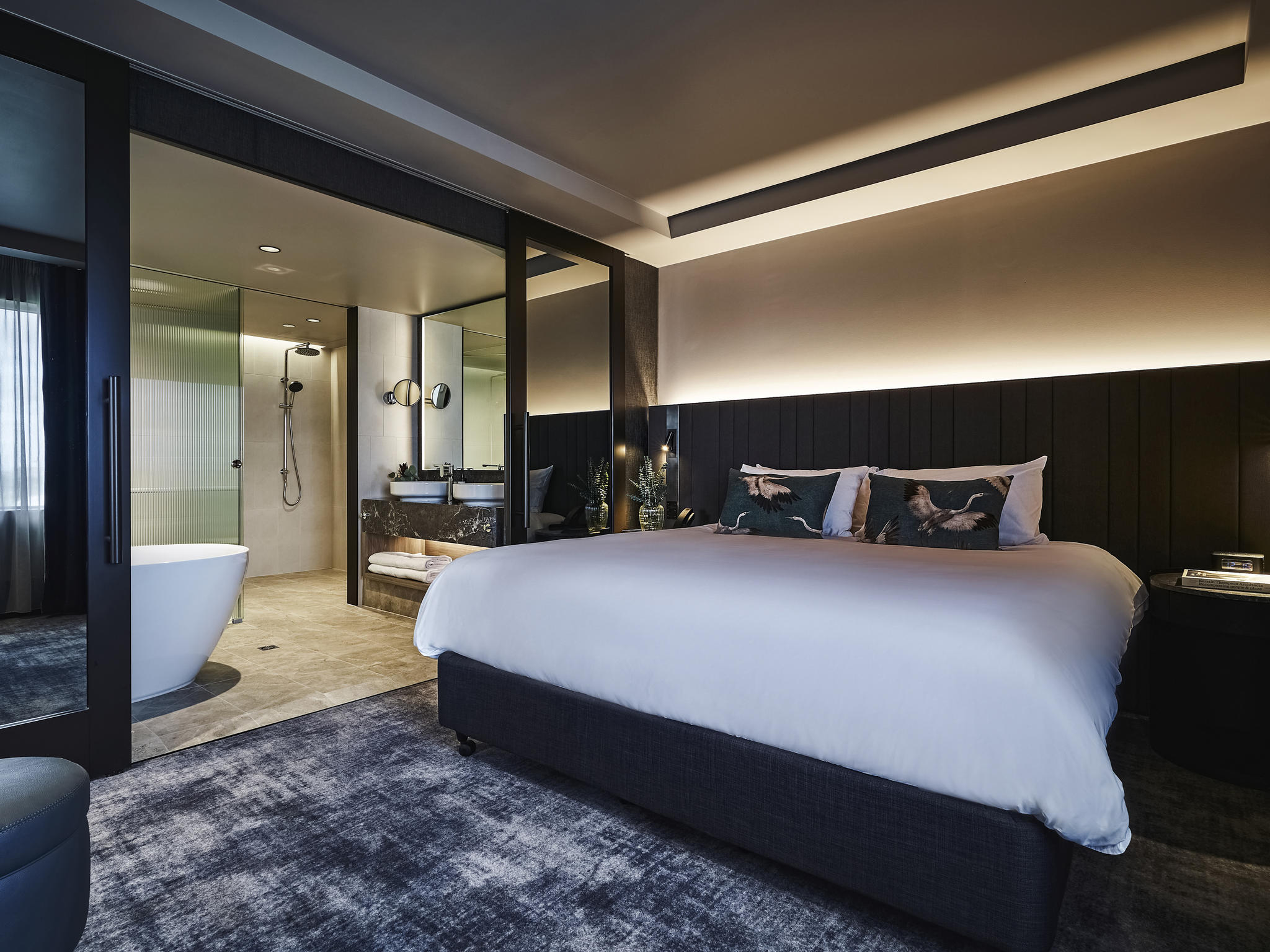 Отель — Pullman Мельбурн он Парк