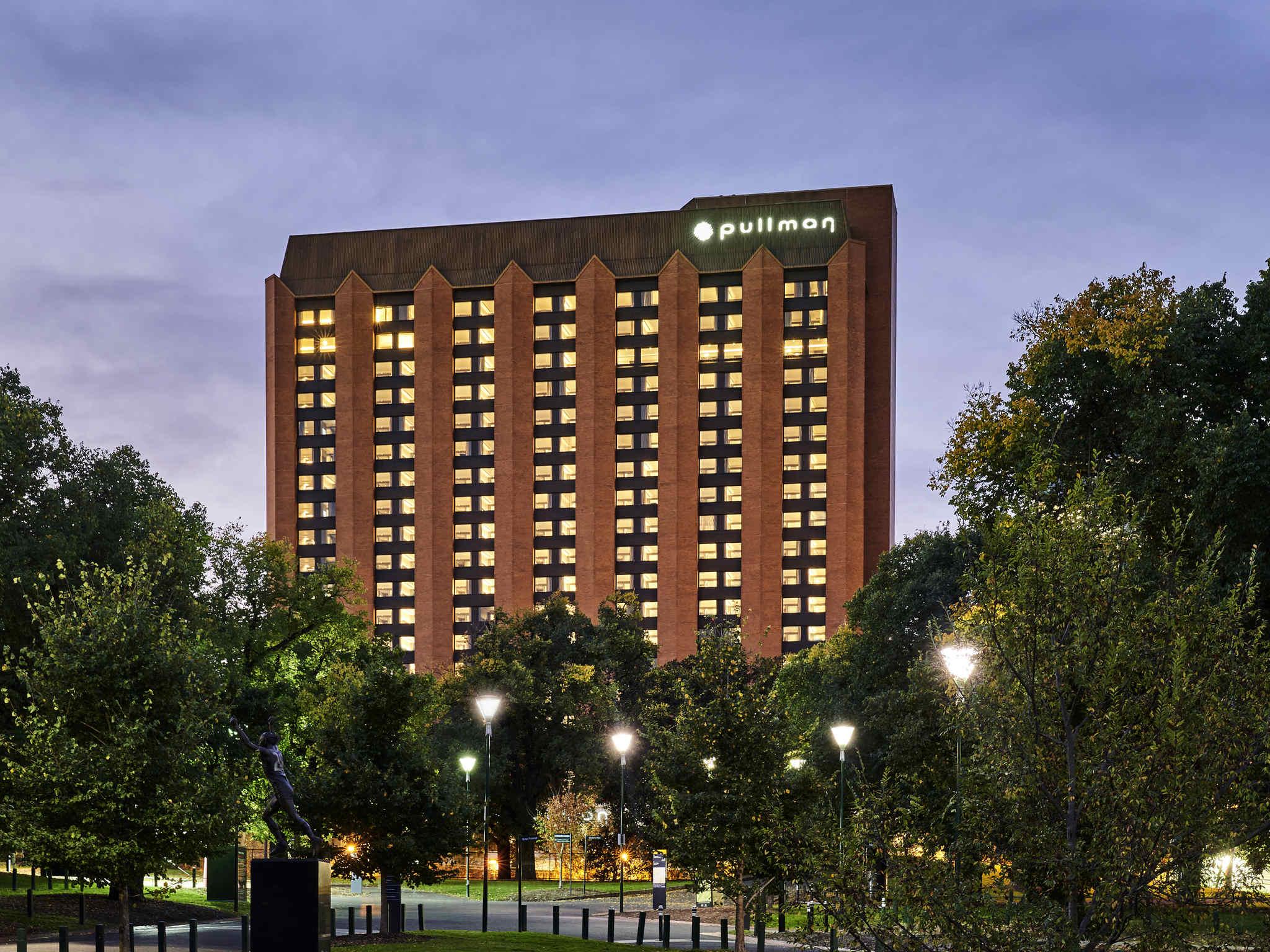 酒店 – 墨尔本公园铂尔曼酒店