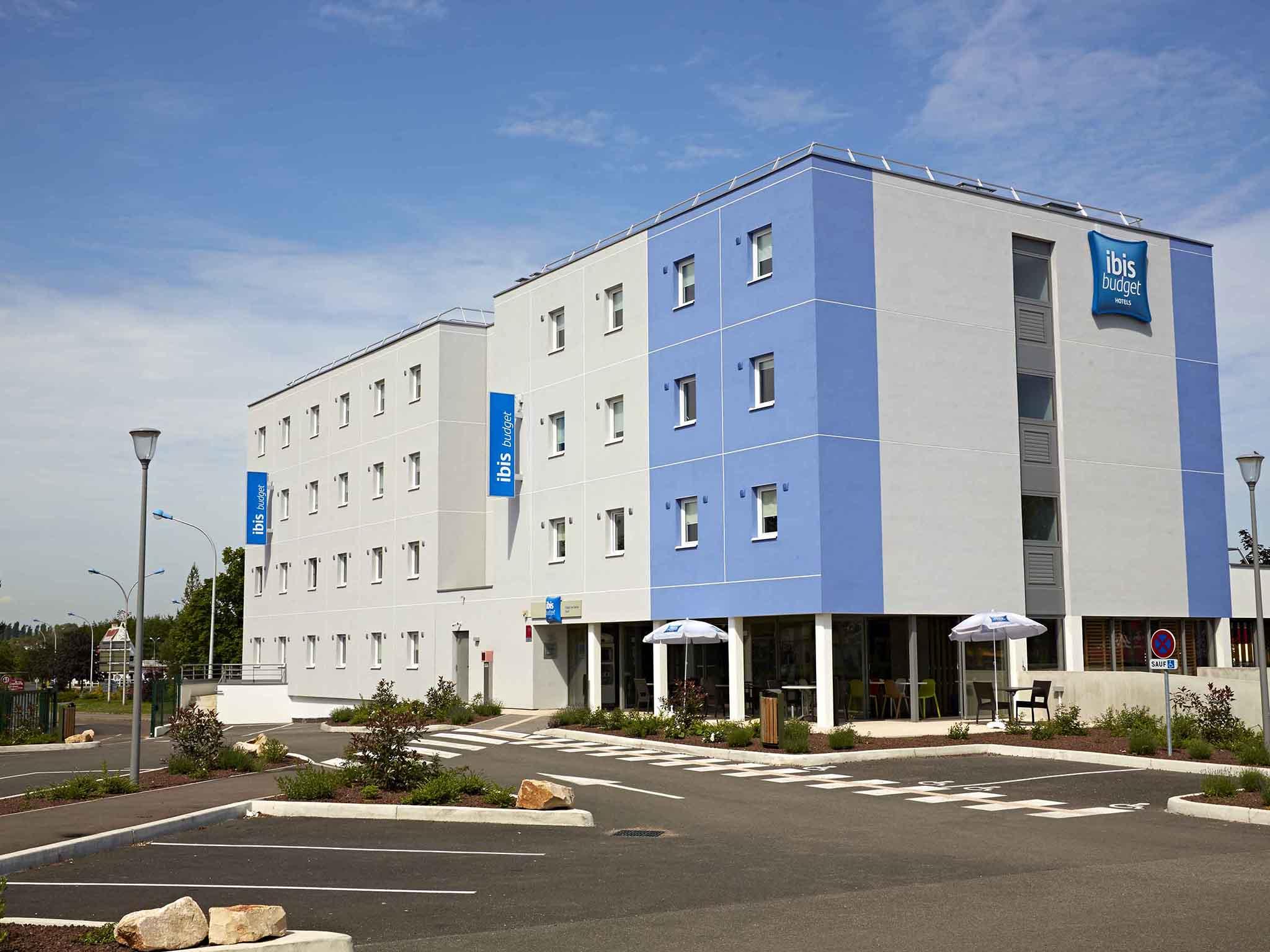 Hotell – ibis budget Chalon-sur-Saône Nord