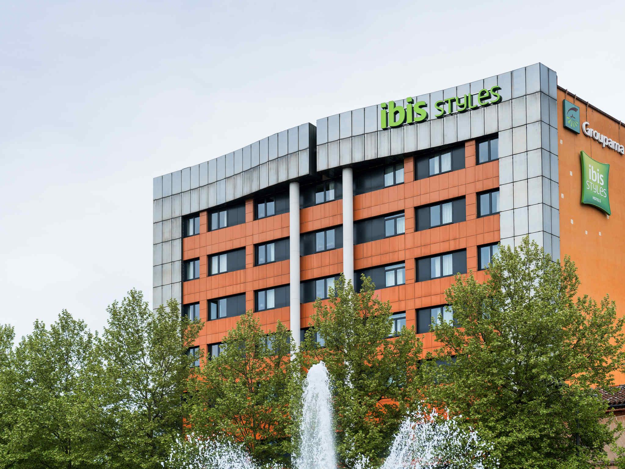 Отель — ibis Styles Albi Centre Le Theatro