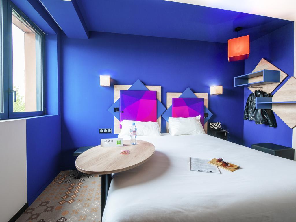 h tel albi ibis styles albi centre le theatro. Black Bedroom Furniture Sets. Home Design Ideas