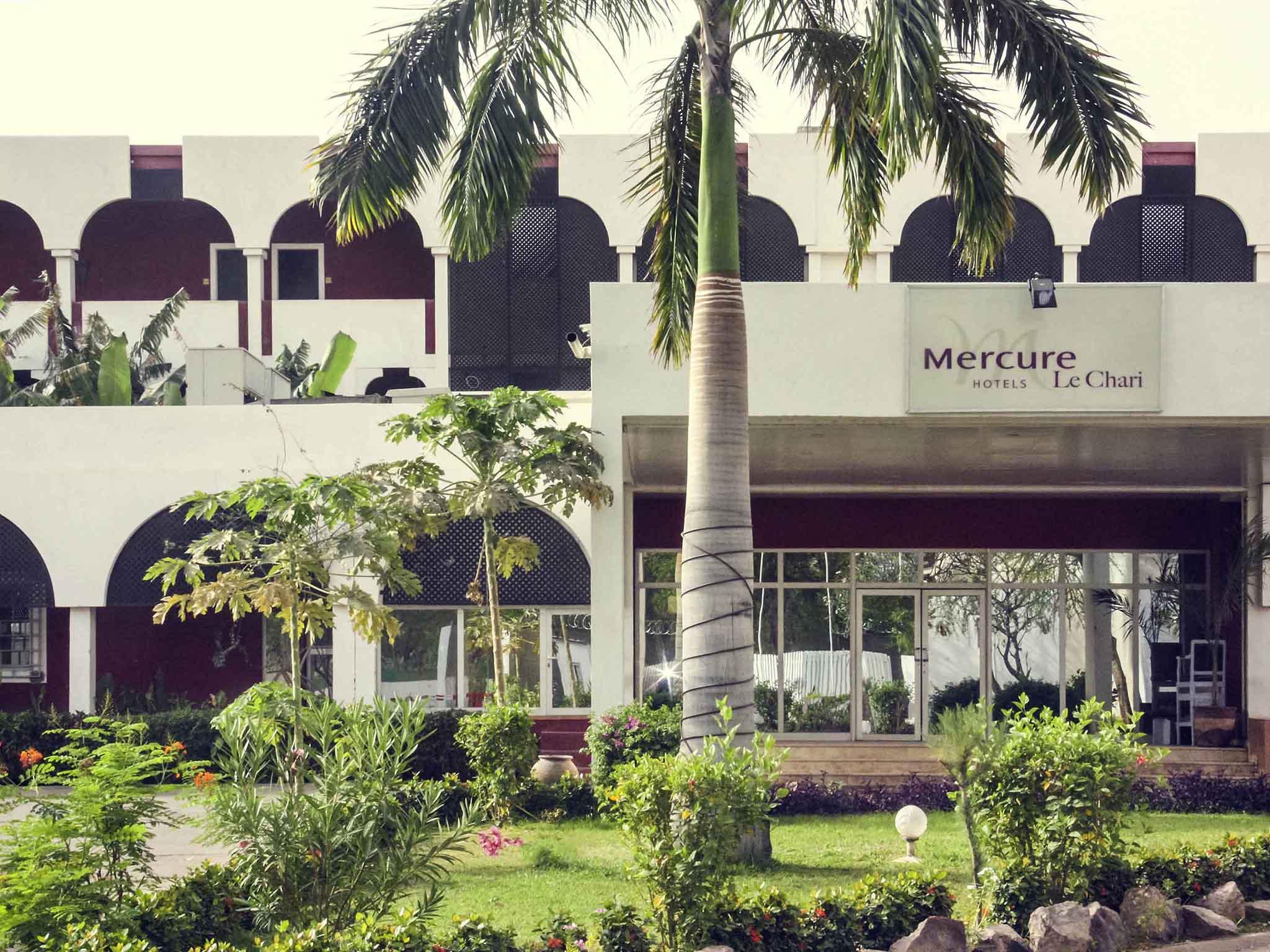 ホテル – Hôtel Mercure N'Djaména Le Chari