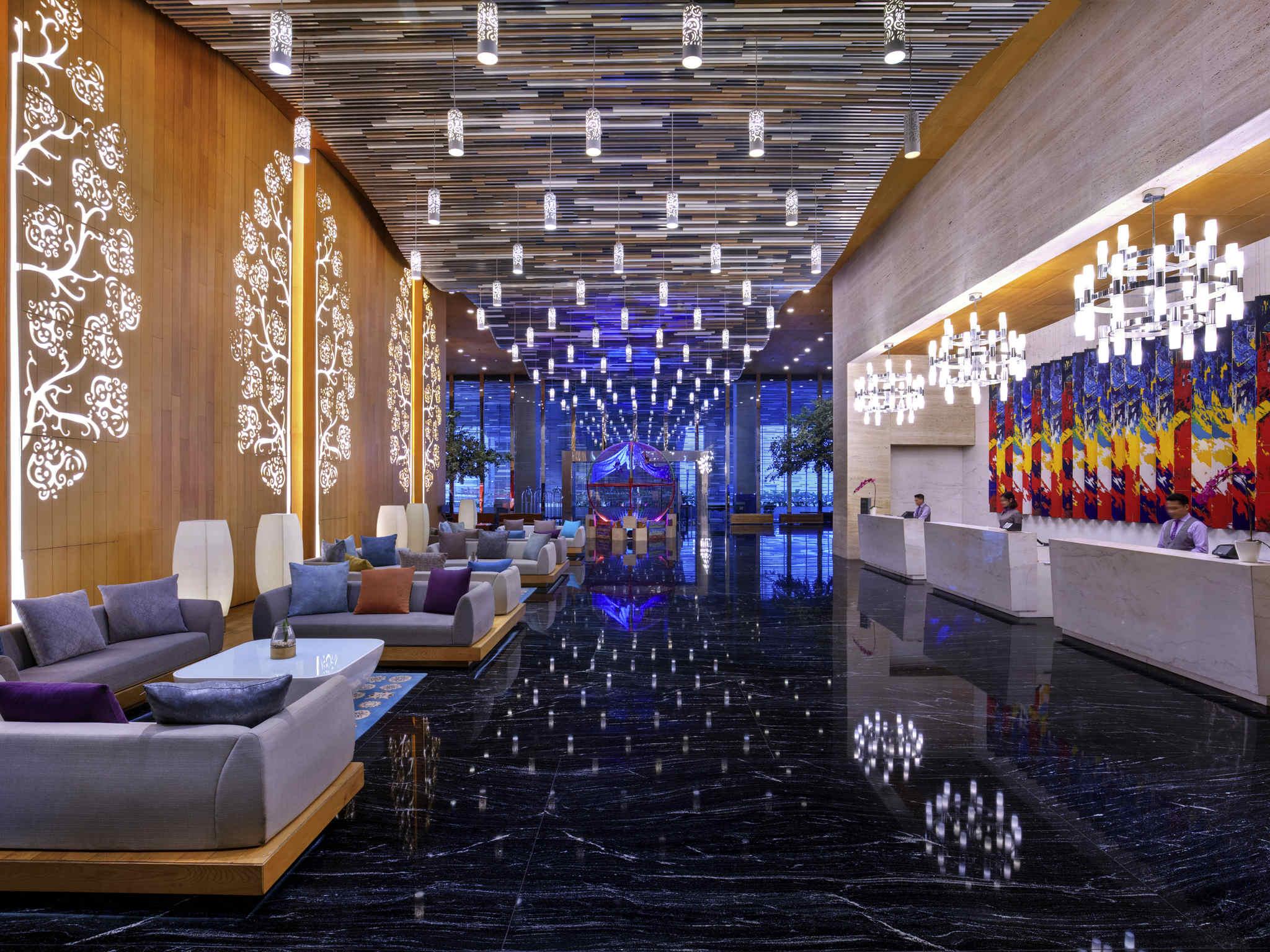 โรงแรม – แกรนด์ เมอร์เคียว จาการ์ตา เคมาโยรัน