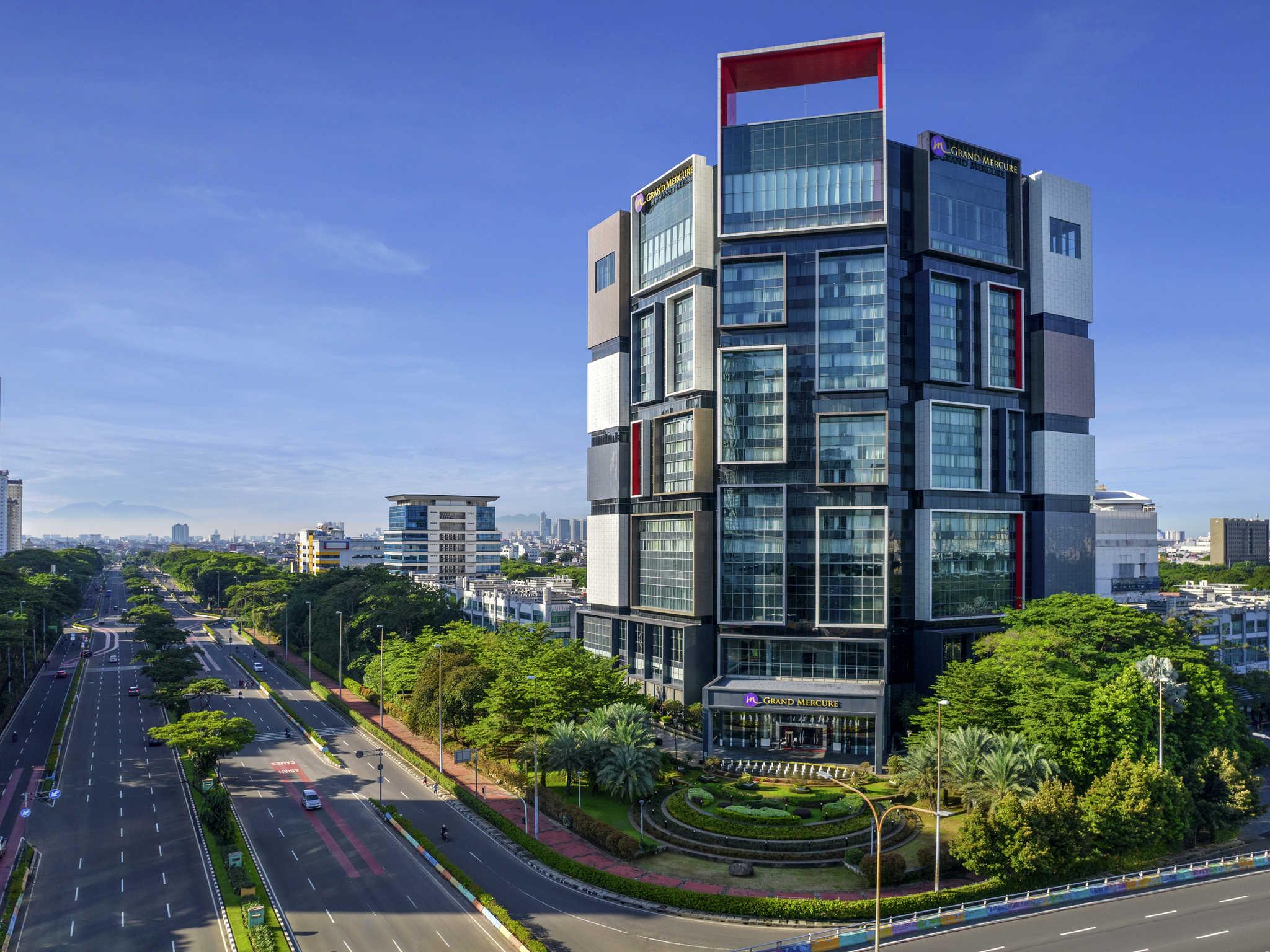 Grand Mercure Maha Cipta Jakarta Kemayoran