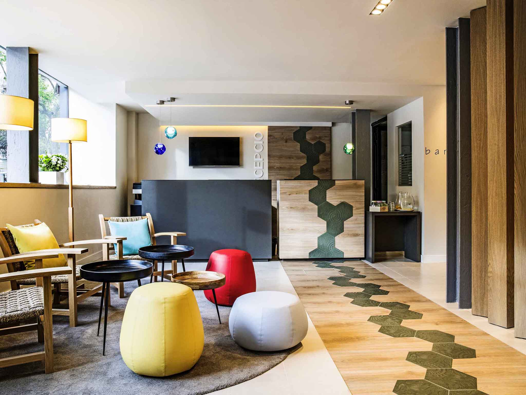 Hotell – ibis Styles Barcelona Centre