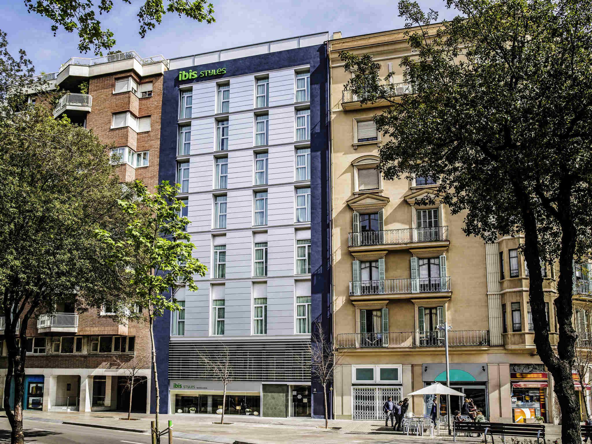 Hotel Ibis Barcelone Centre