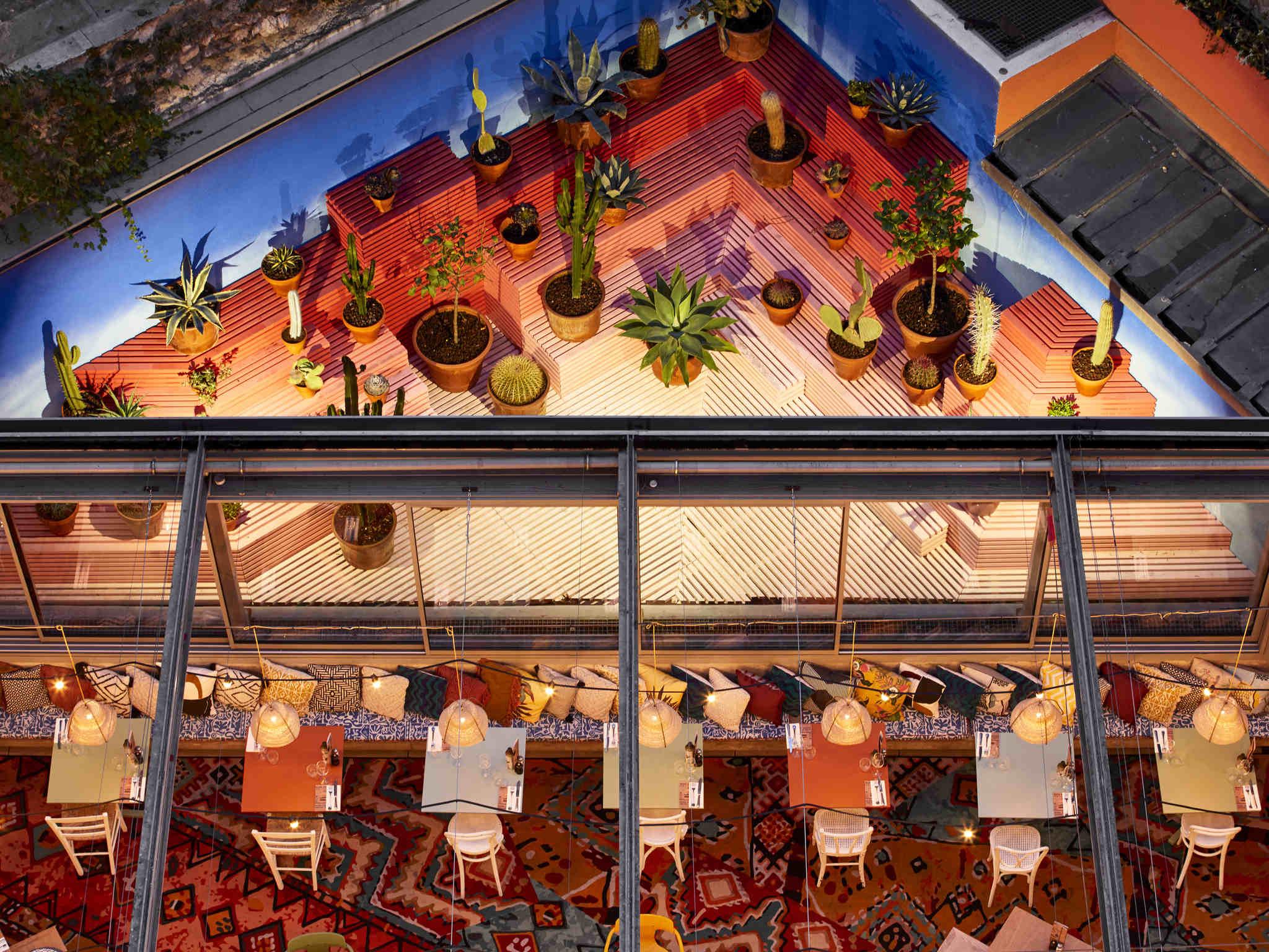 Restaurant La Mamma Marseille