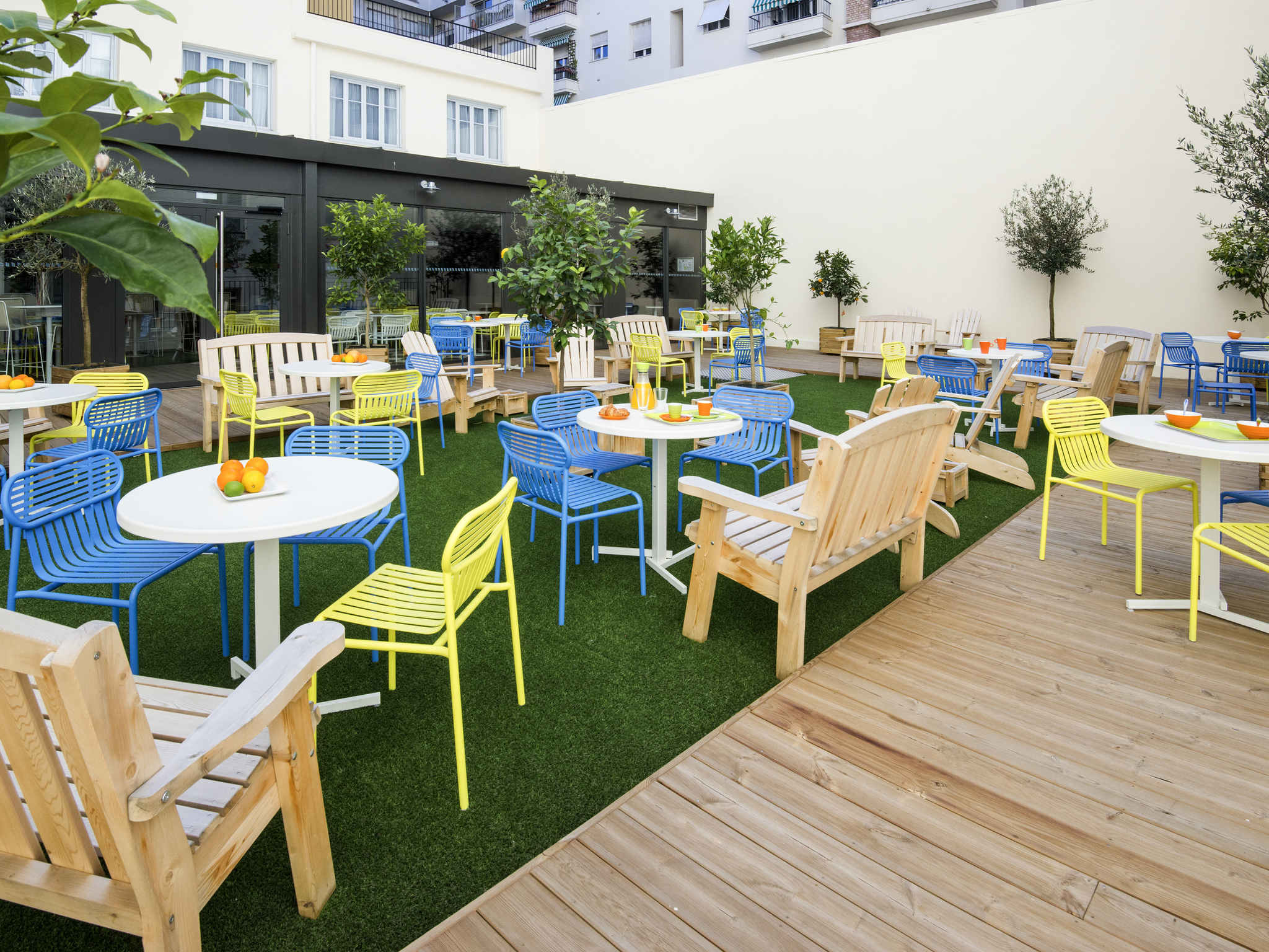 Hotell – ibis Styles Nice Centre Gare