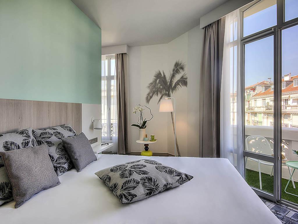 Hotel pas cher nice ibis styles nice centre gare - Hotel avec piscine nice ...