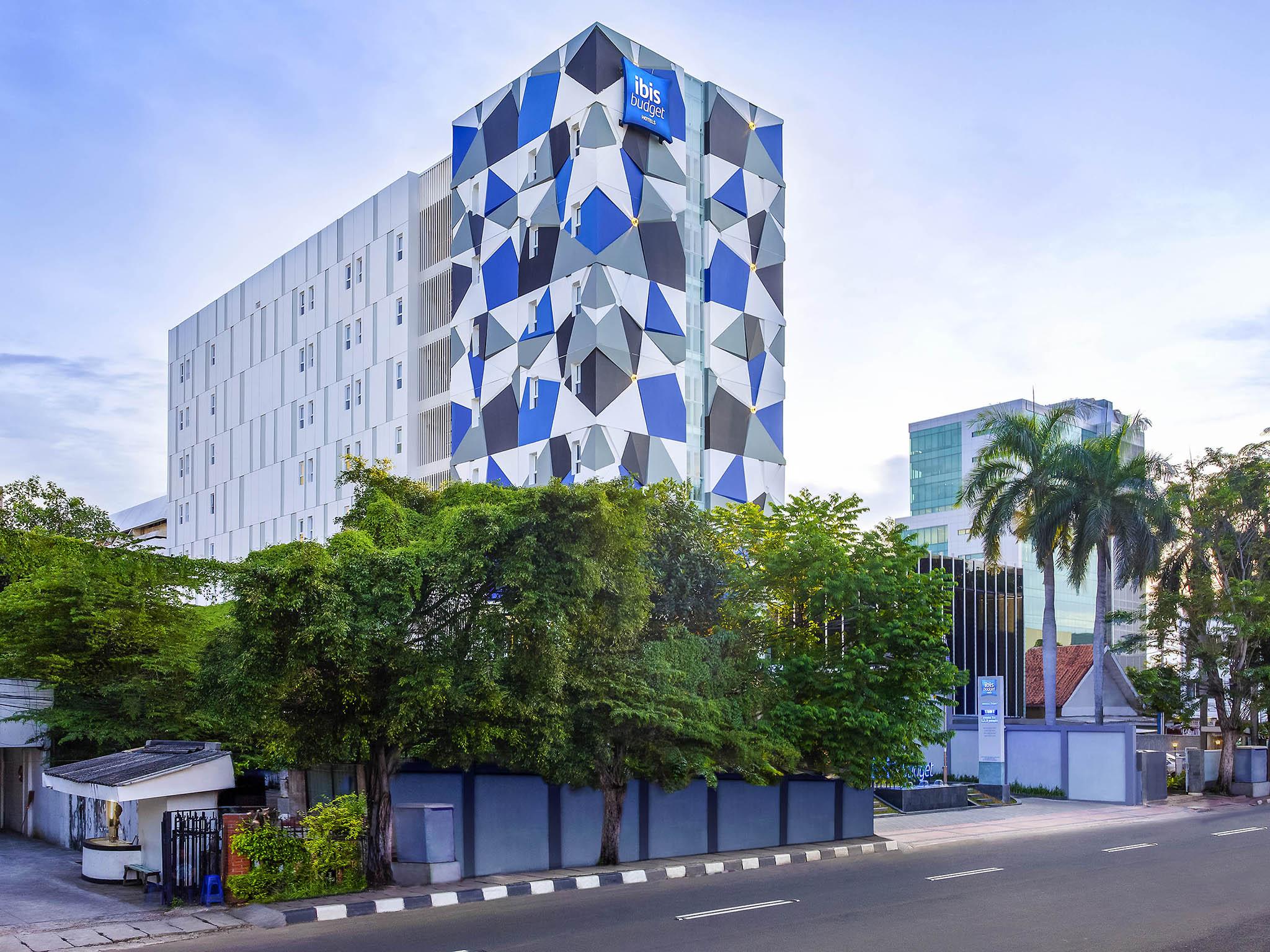 Отель — ibis budget Джакарта Тана Абанг