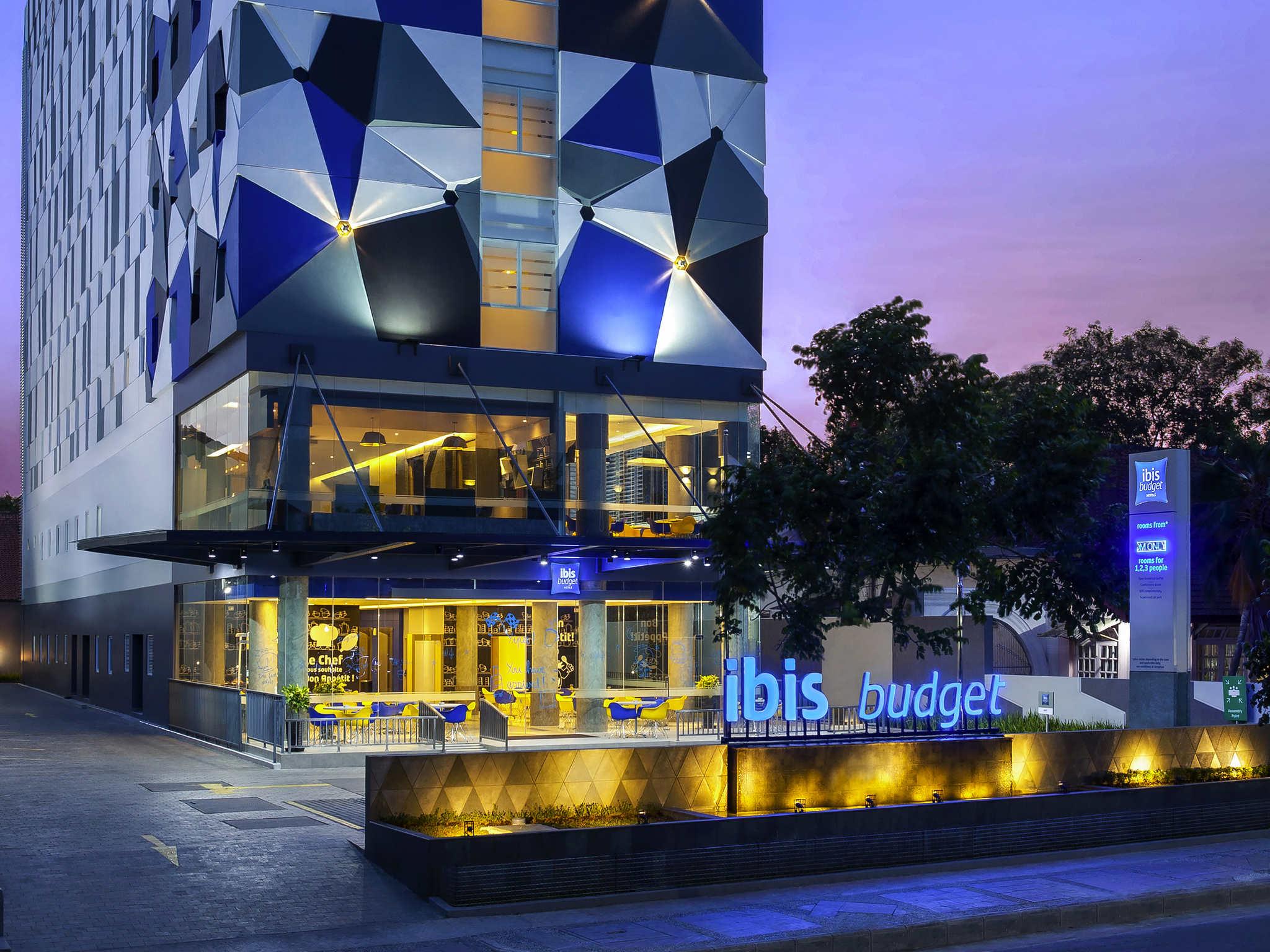 Отель — ibis budget Cirebon