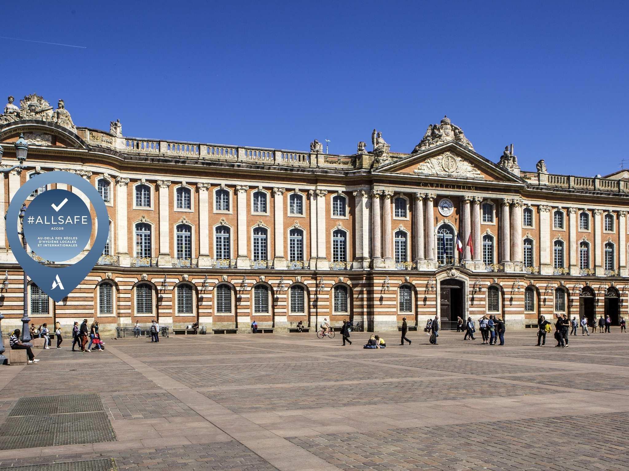 Hôtel - ibis Styles Toulouse Centre Capitole