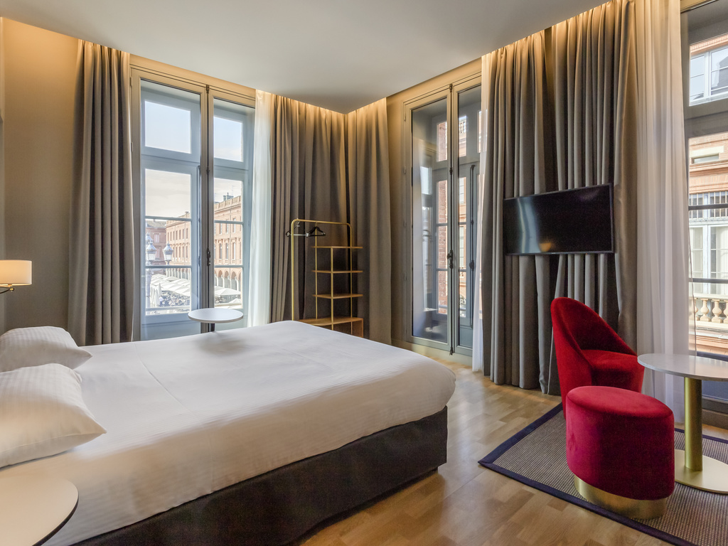 hotel pas cher toulouse ibis styles toulouse centre capitole. Black Bedroom Furniture Sets. Home Design Ideas