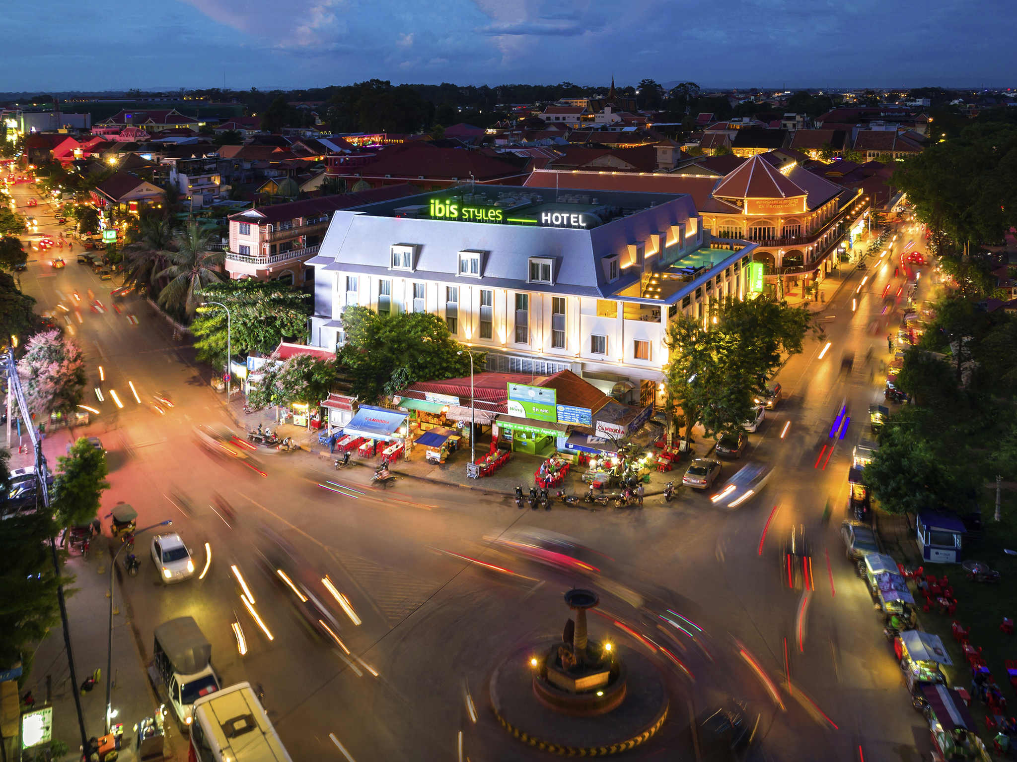 โรงแรม – ibis Styles Siem Reap