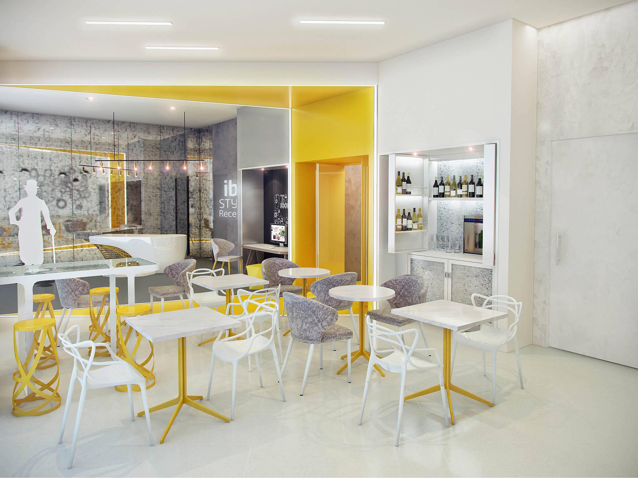 فندق - IBIS STYLES جنيف مون بلان