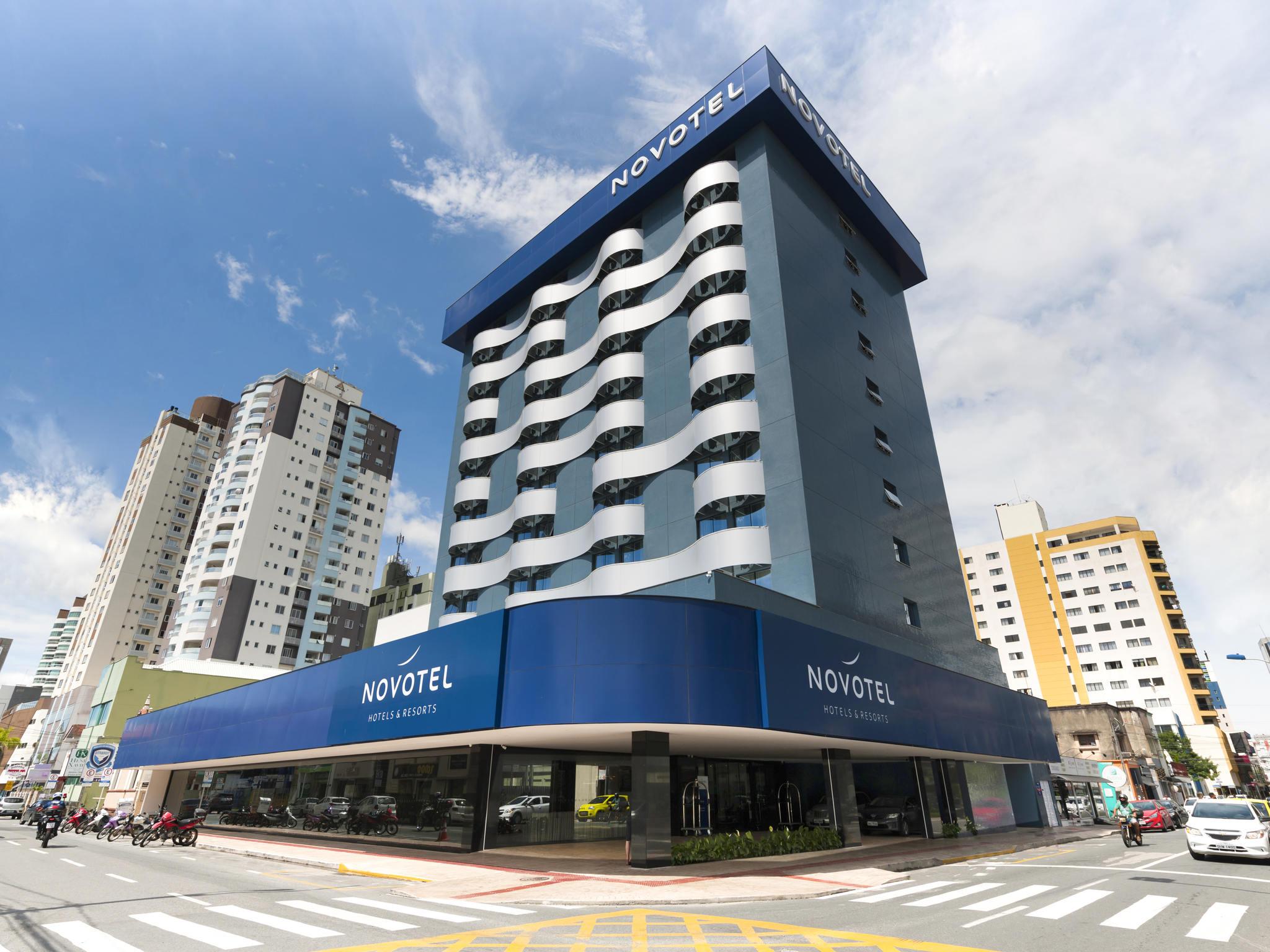 Hotel - Novotel Itajaí (abre em dezembro de 2017)
