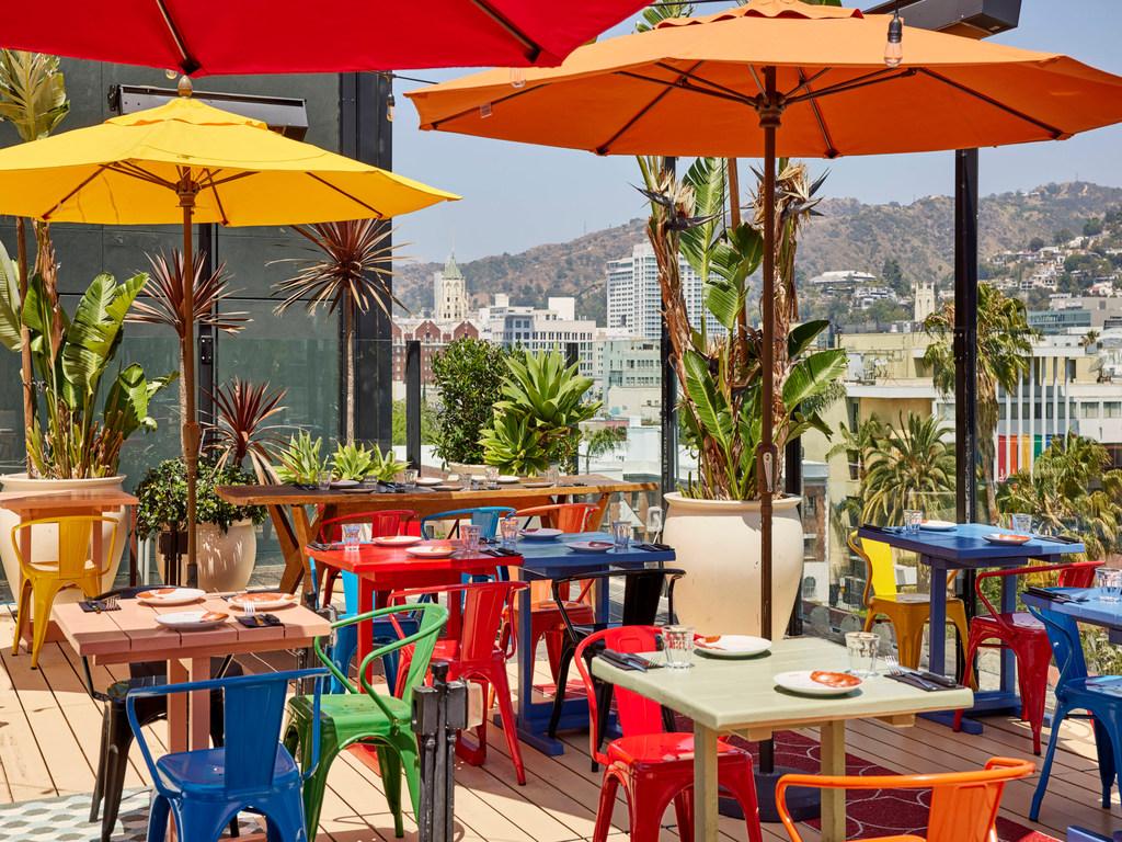 โรงแรม – Mama Shelter Los Angeles