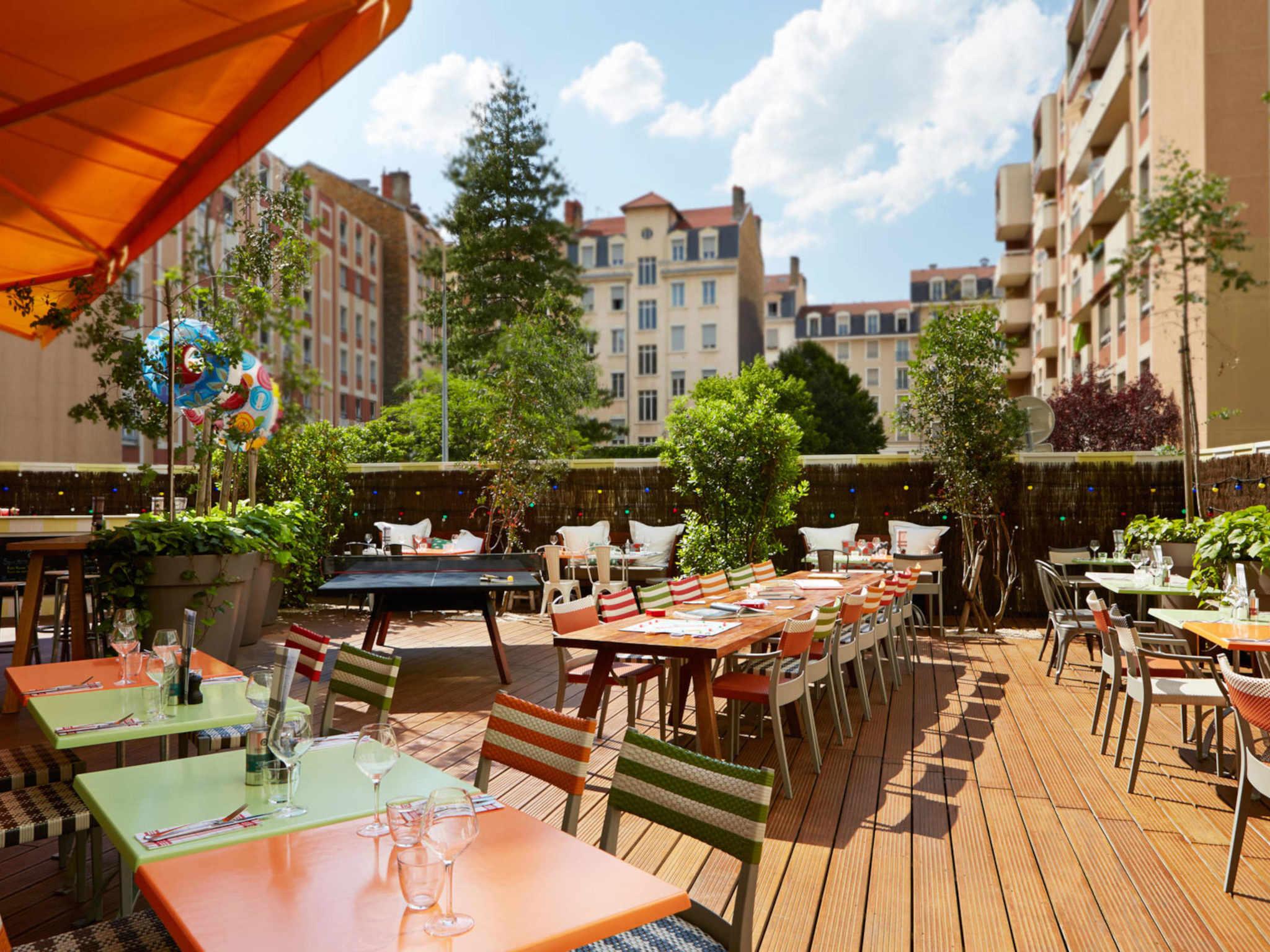 Hotell – Mama Shelter Lyon