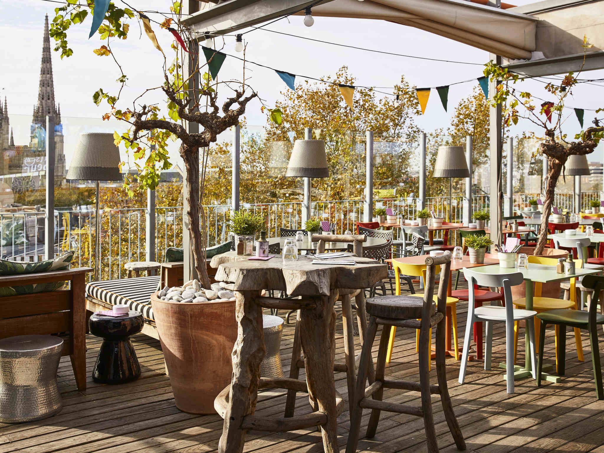 โรงแรม – Mama Shelter Bordeaux