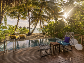Mercure Maldives Kooddoo Resort (Opening February 2017)