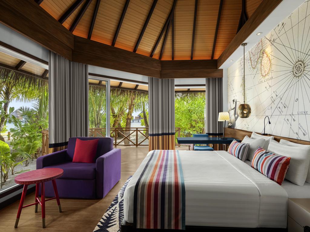 Mercure Maldilves Kooddoo Resort 4 Star Hotel All Accor Com All