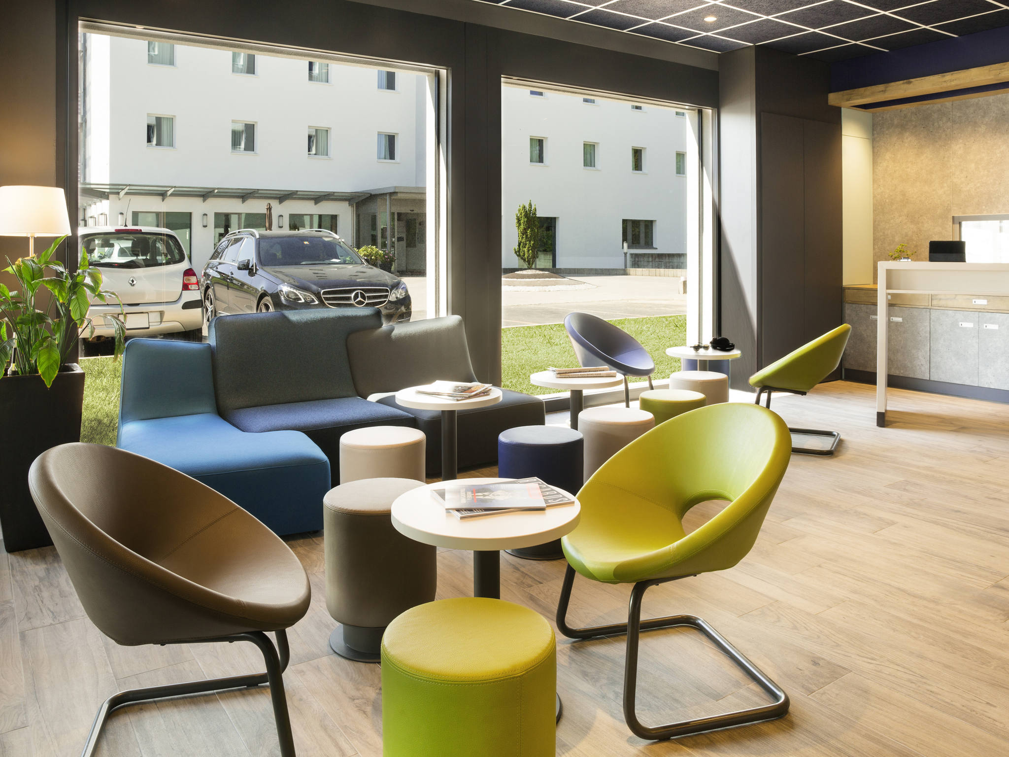 Hotel - ibis budget Fribourg (Eröffnung: September 2018)