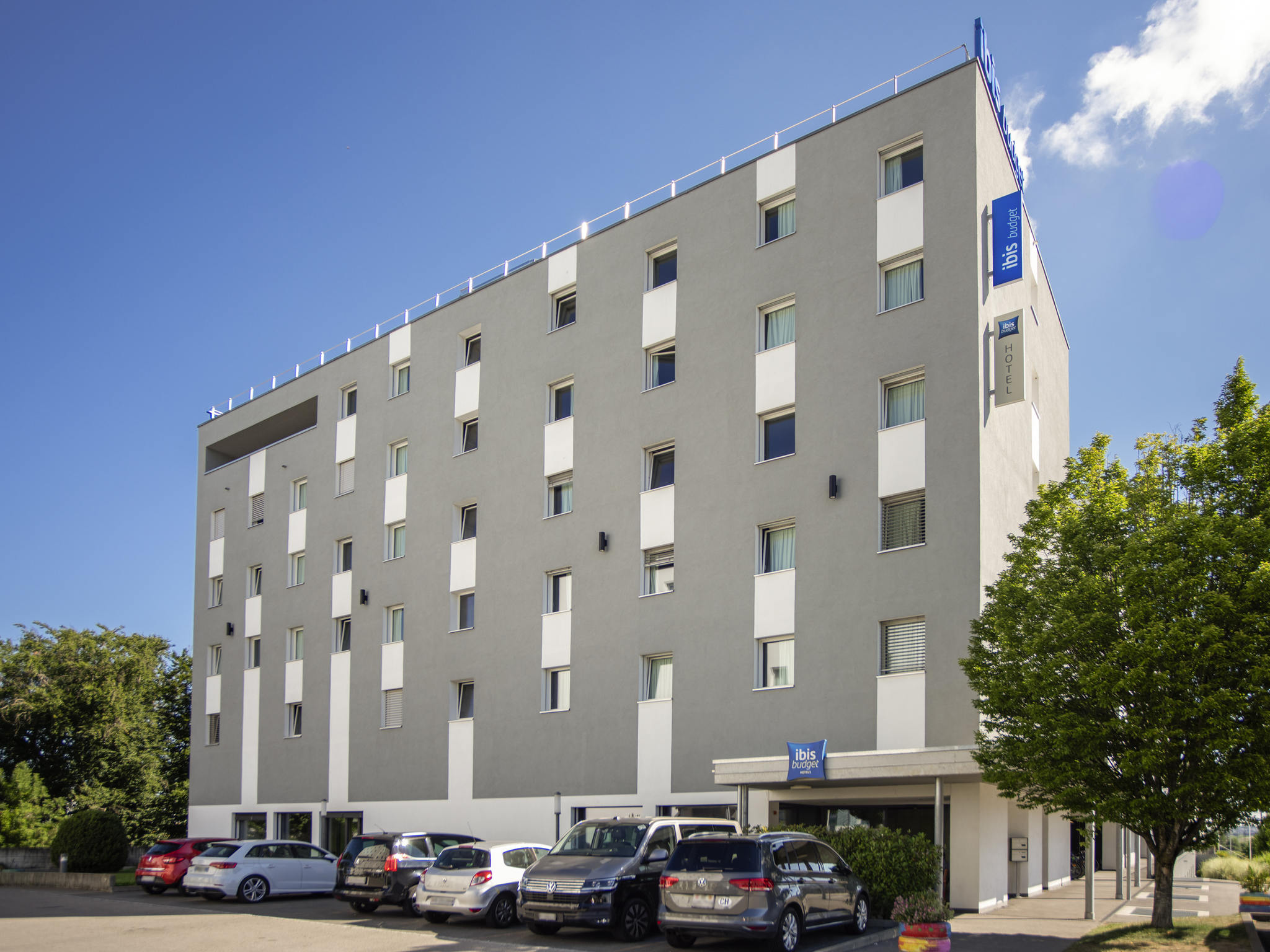 Hotel – ibis budget Fribourg (opening september 2018)