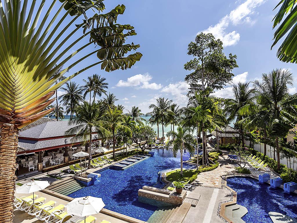 酒店 – 查汶海滩康达布里诺富特苏梅岛度假村