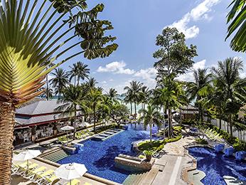 Novotel Samui Resort Chaweng Beach Kandaburi