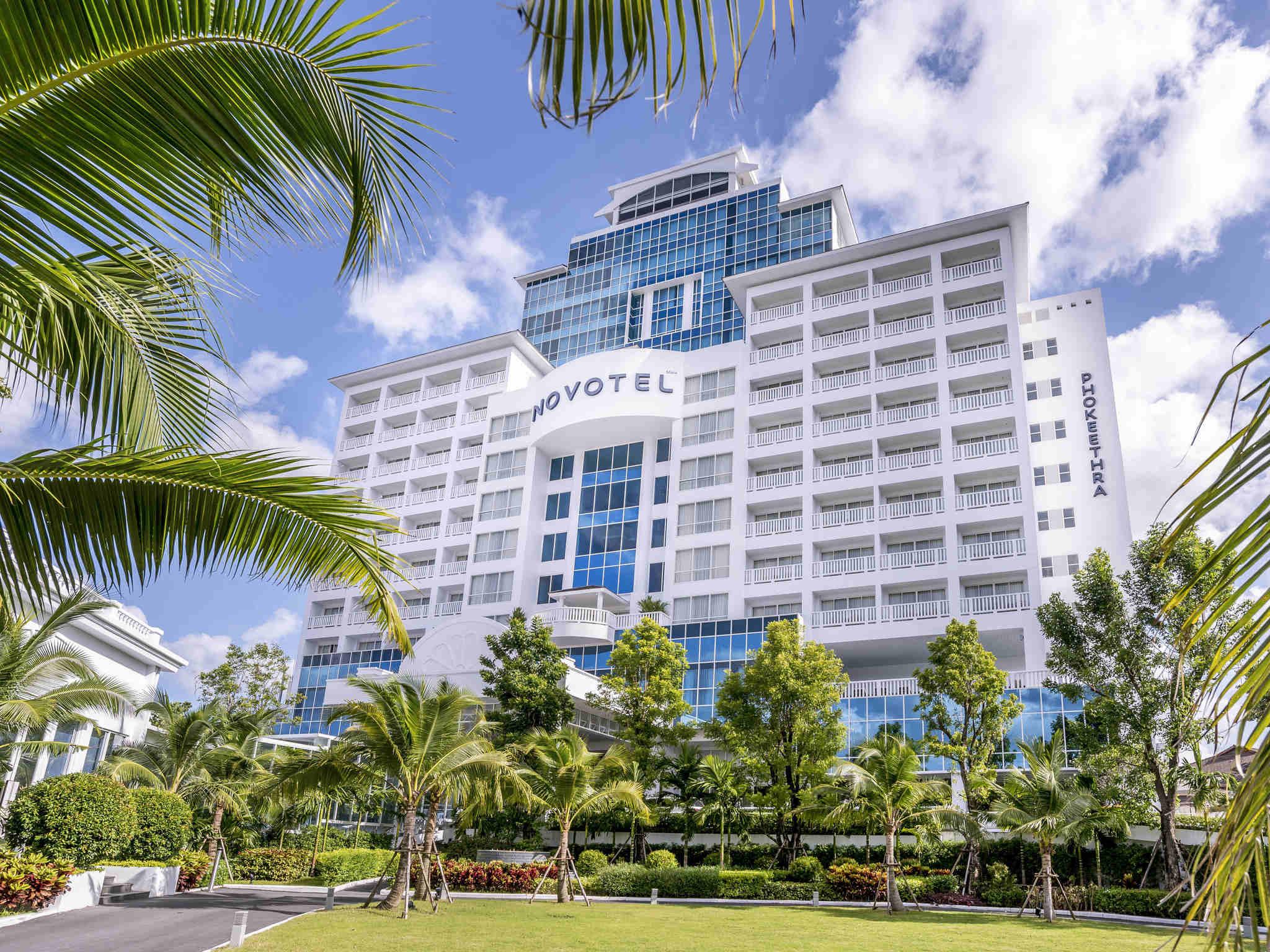 Hotel – Novotel Phuket Phokeethra