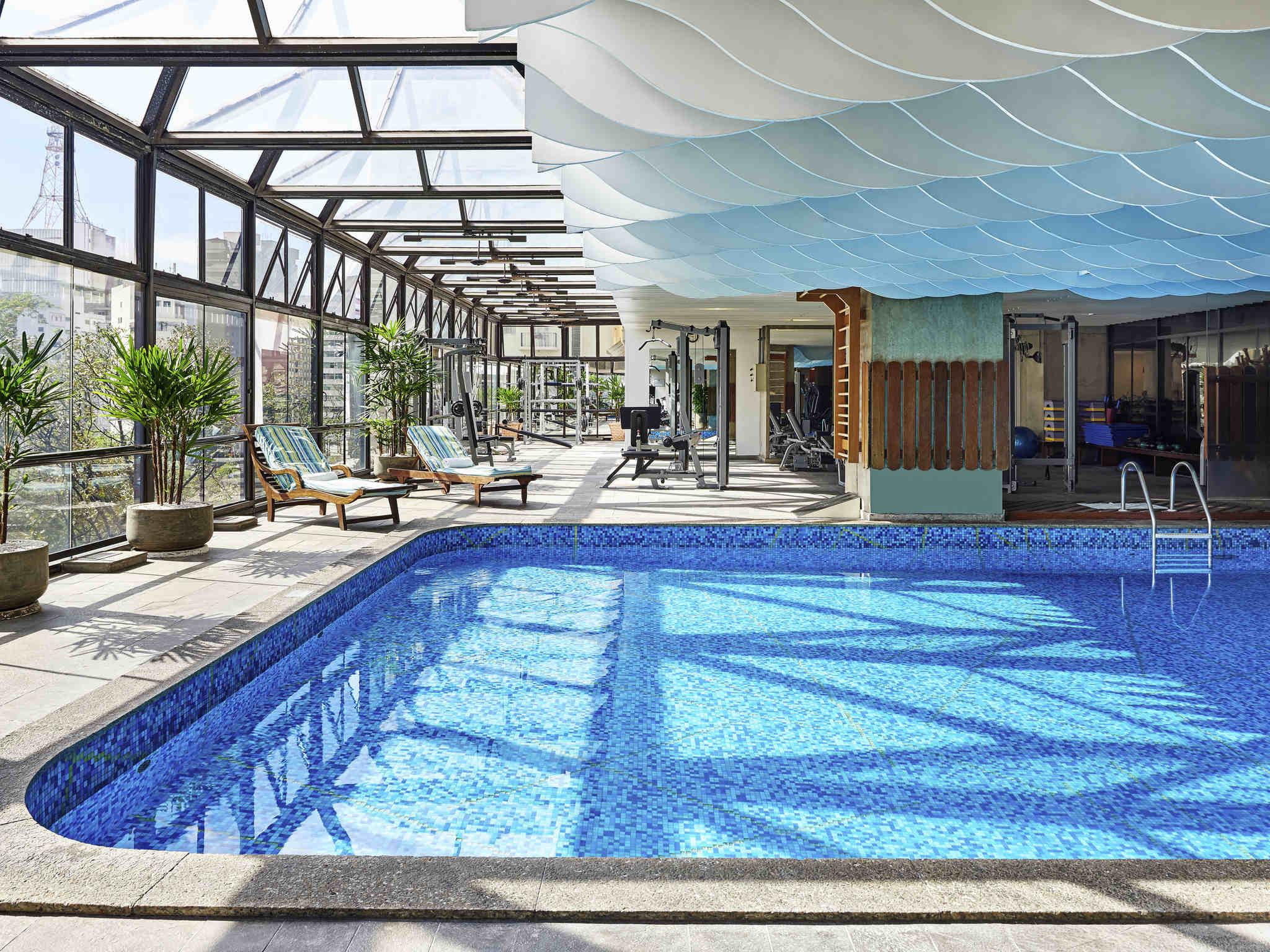 Отель — Отель Maksoud Plaza под управлением AccorHotels