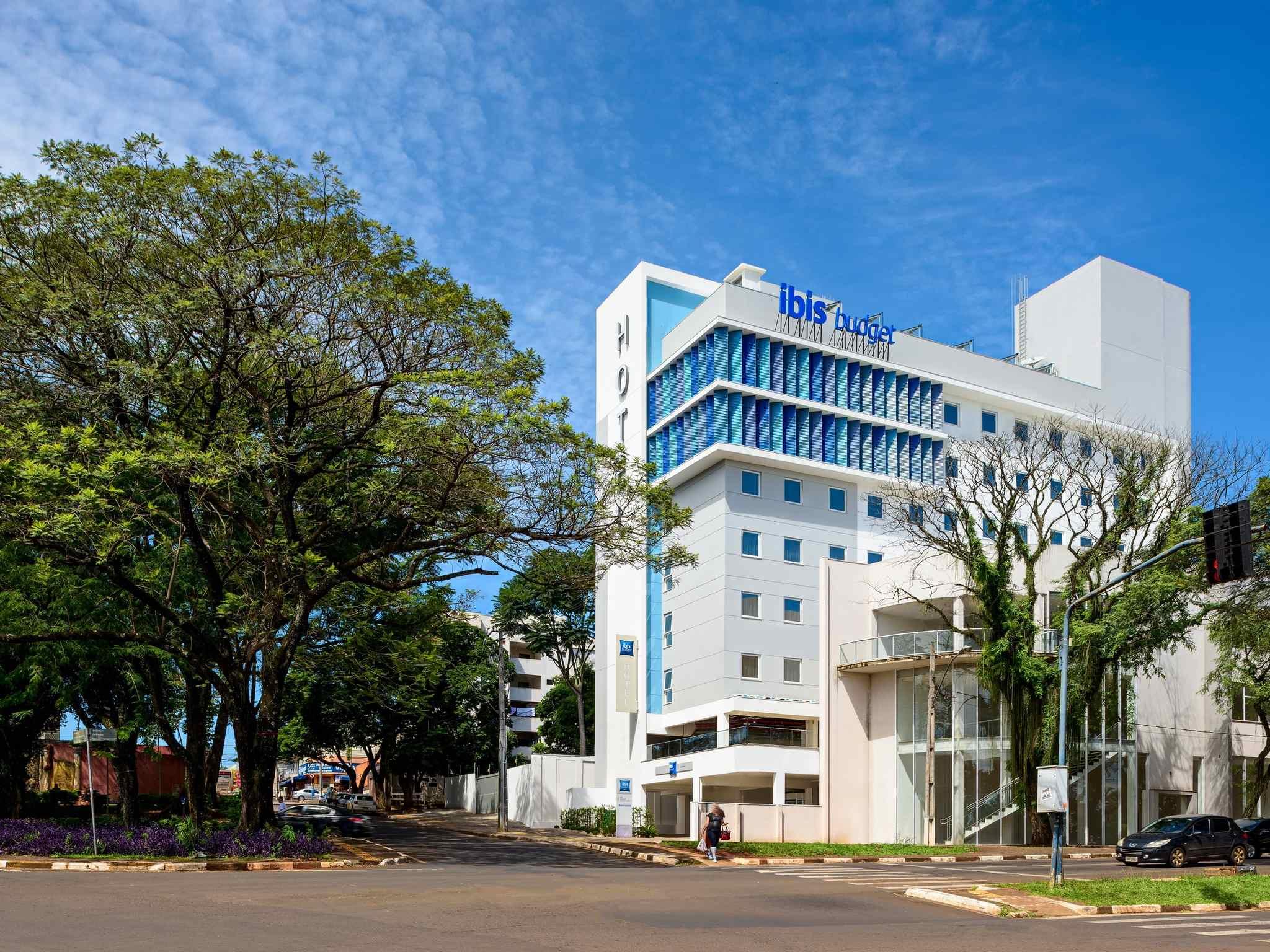 Отель — ibis budget Foz Do Iguacu