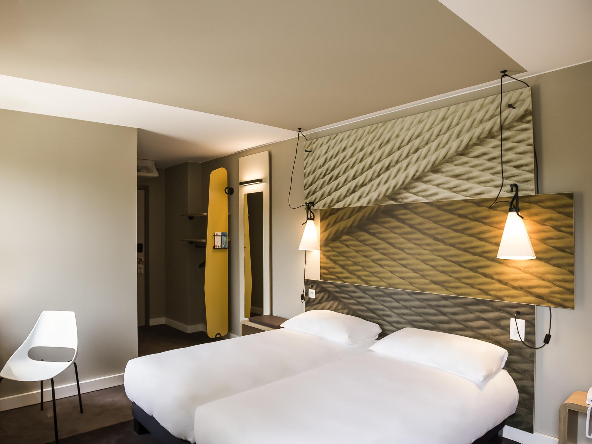 โรงแรม – ibis Wavre Brussels East
