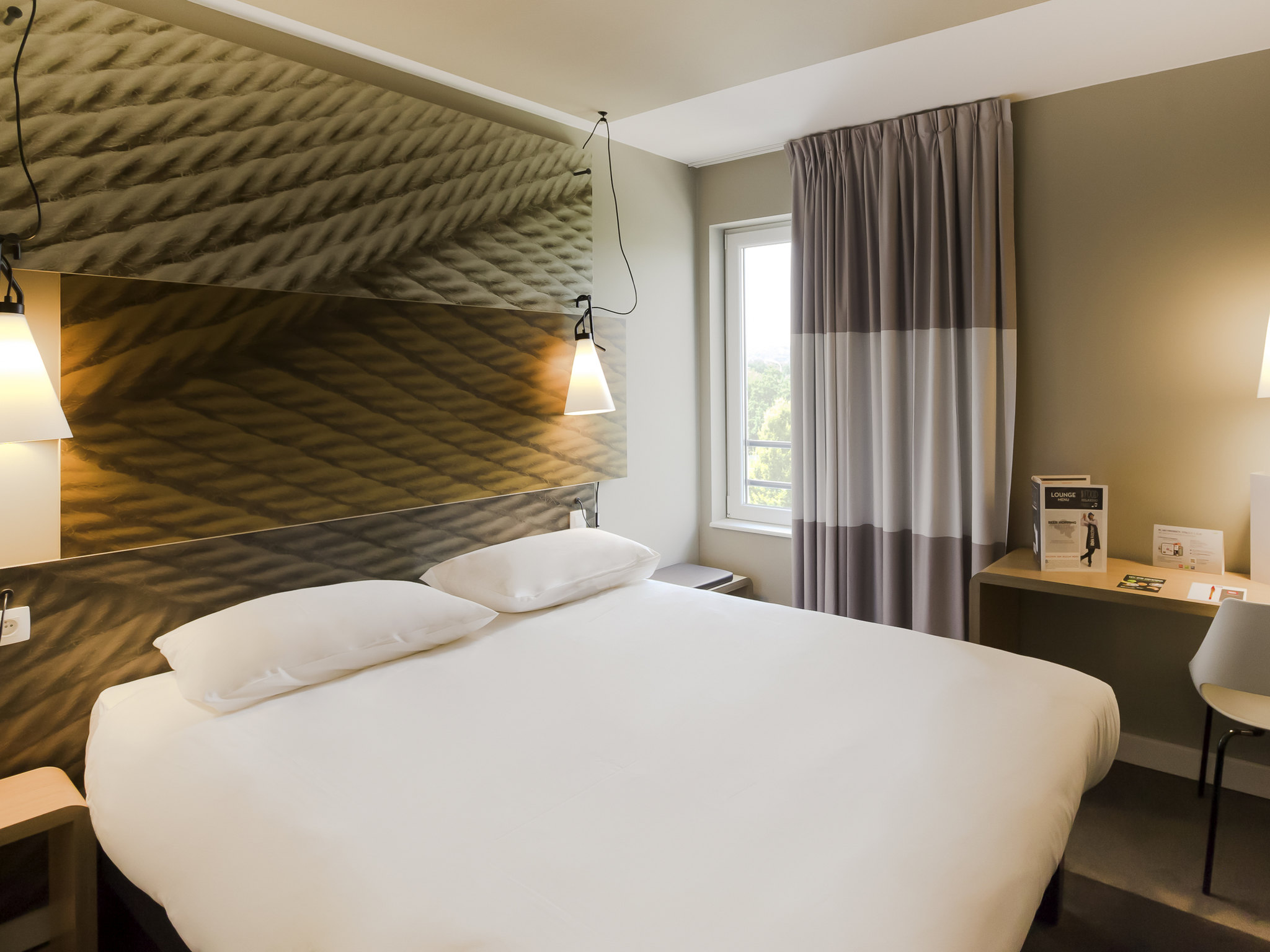 Hôtel abordable à wavre ibis près de walibi belgium accorhotels