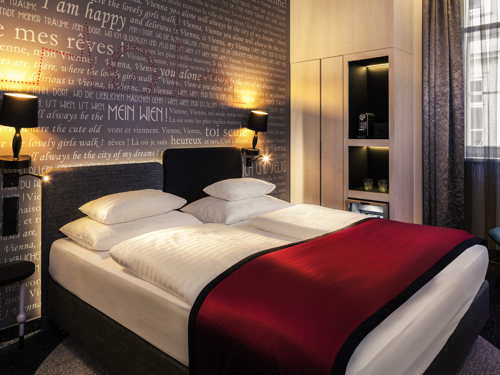 Hotel – Mercure Vienna First
