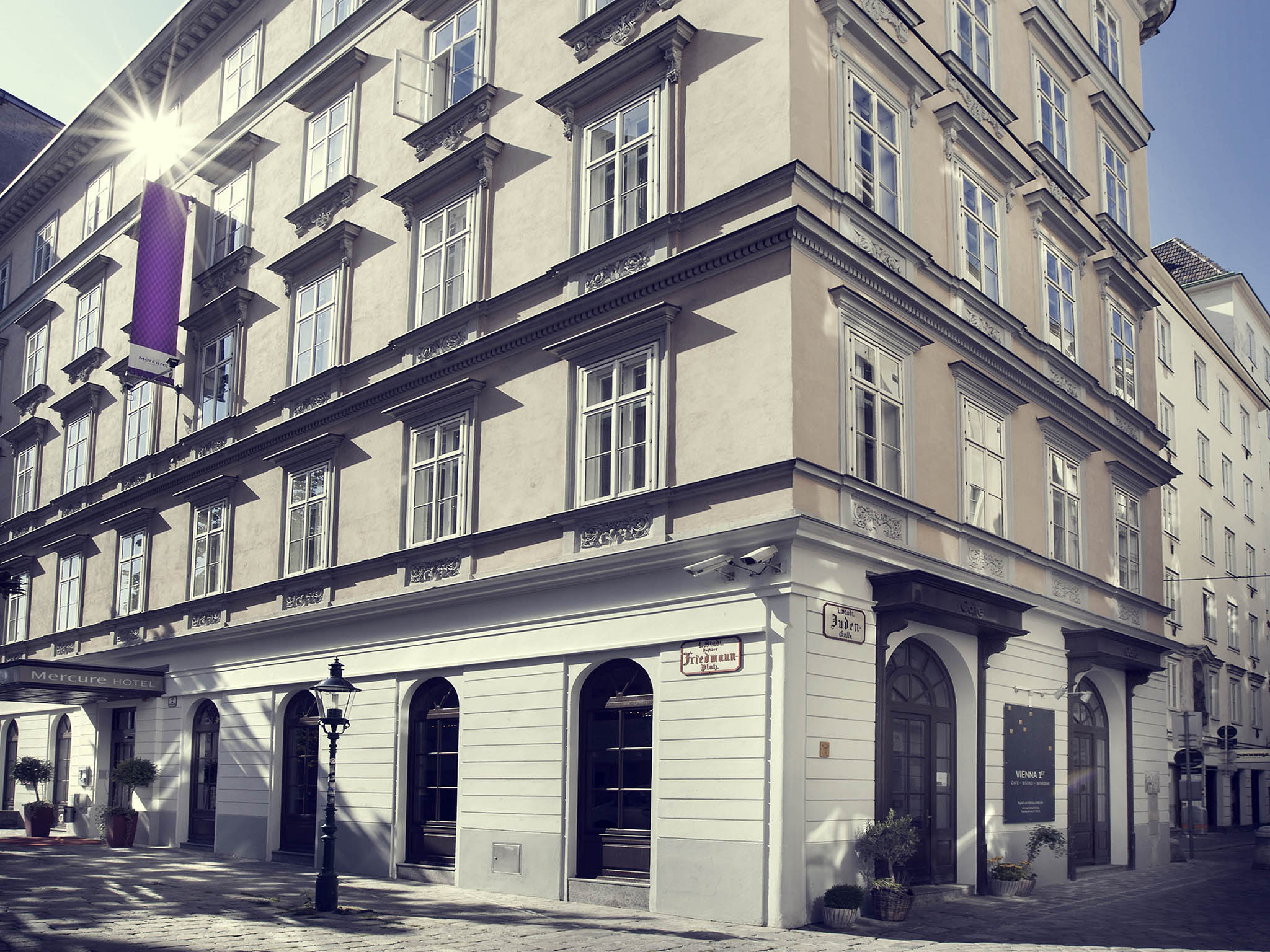 Mercure vienna first boutique hotel wien accor for Boutique hotel vienna