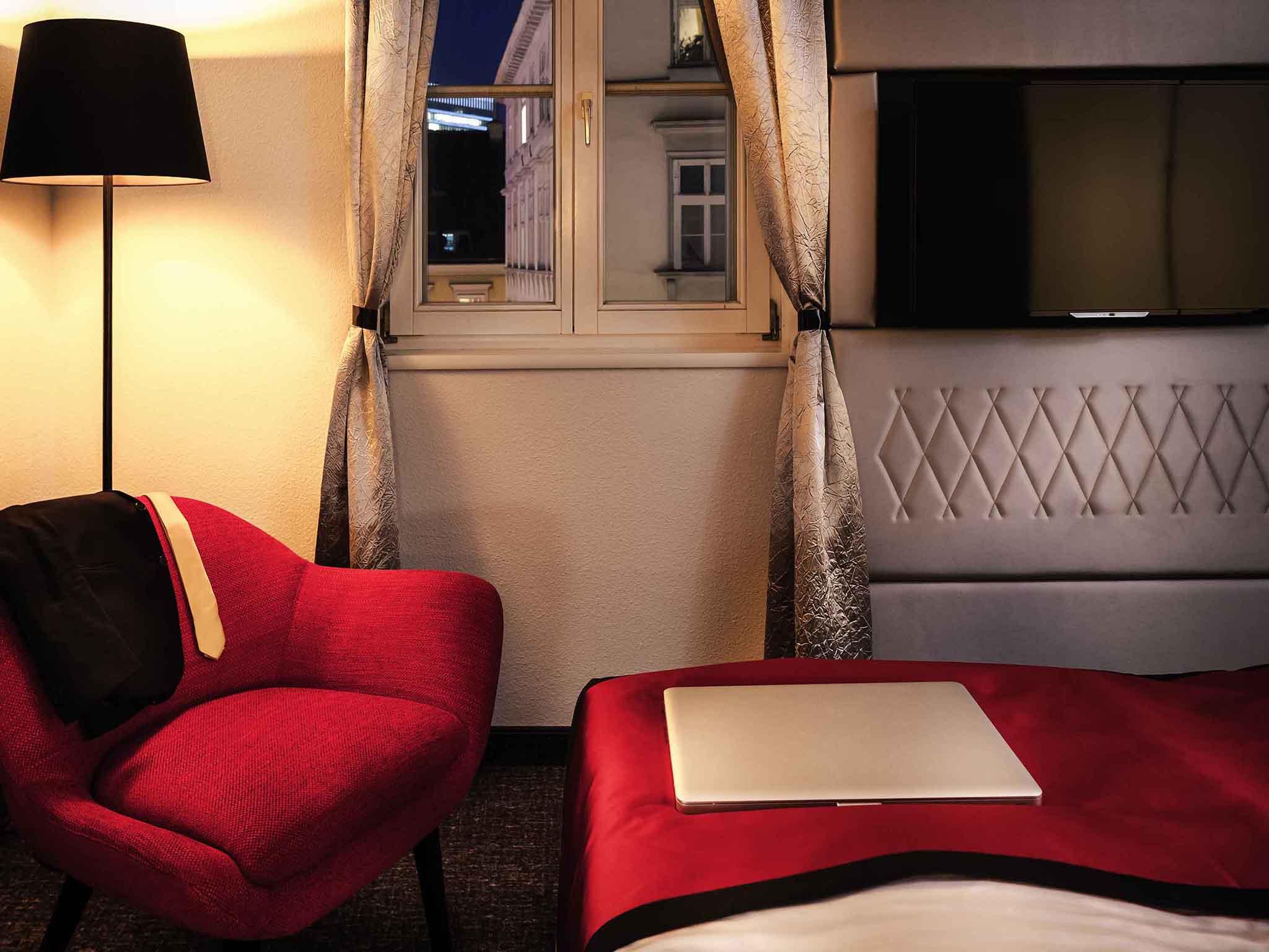 ... Zimmer   Hotel Mercure Vienna First ...